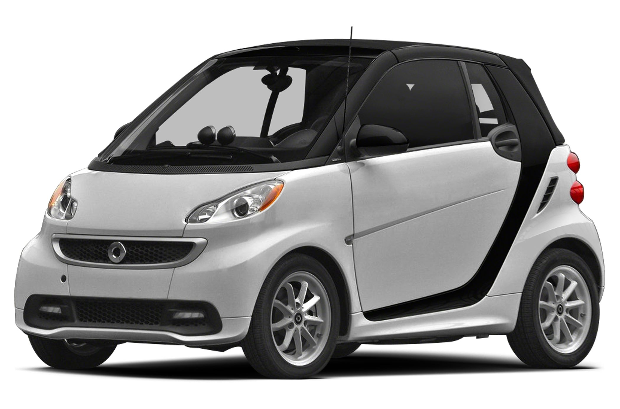 2017 Smart Fortwo Electric Drive Photos