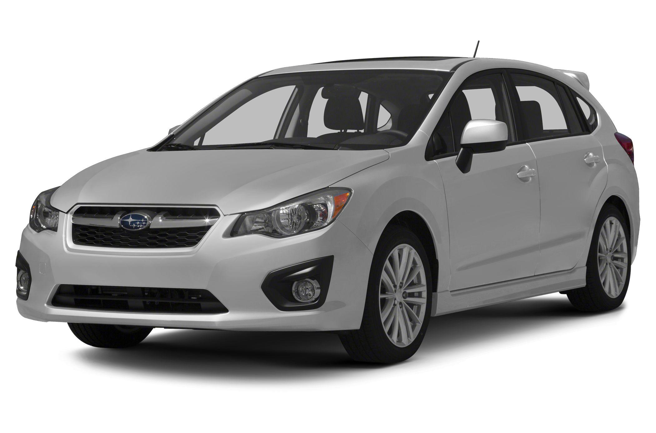 2013 subaru impreza new car test drive vanachro Gallery
