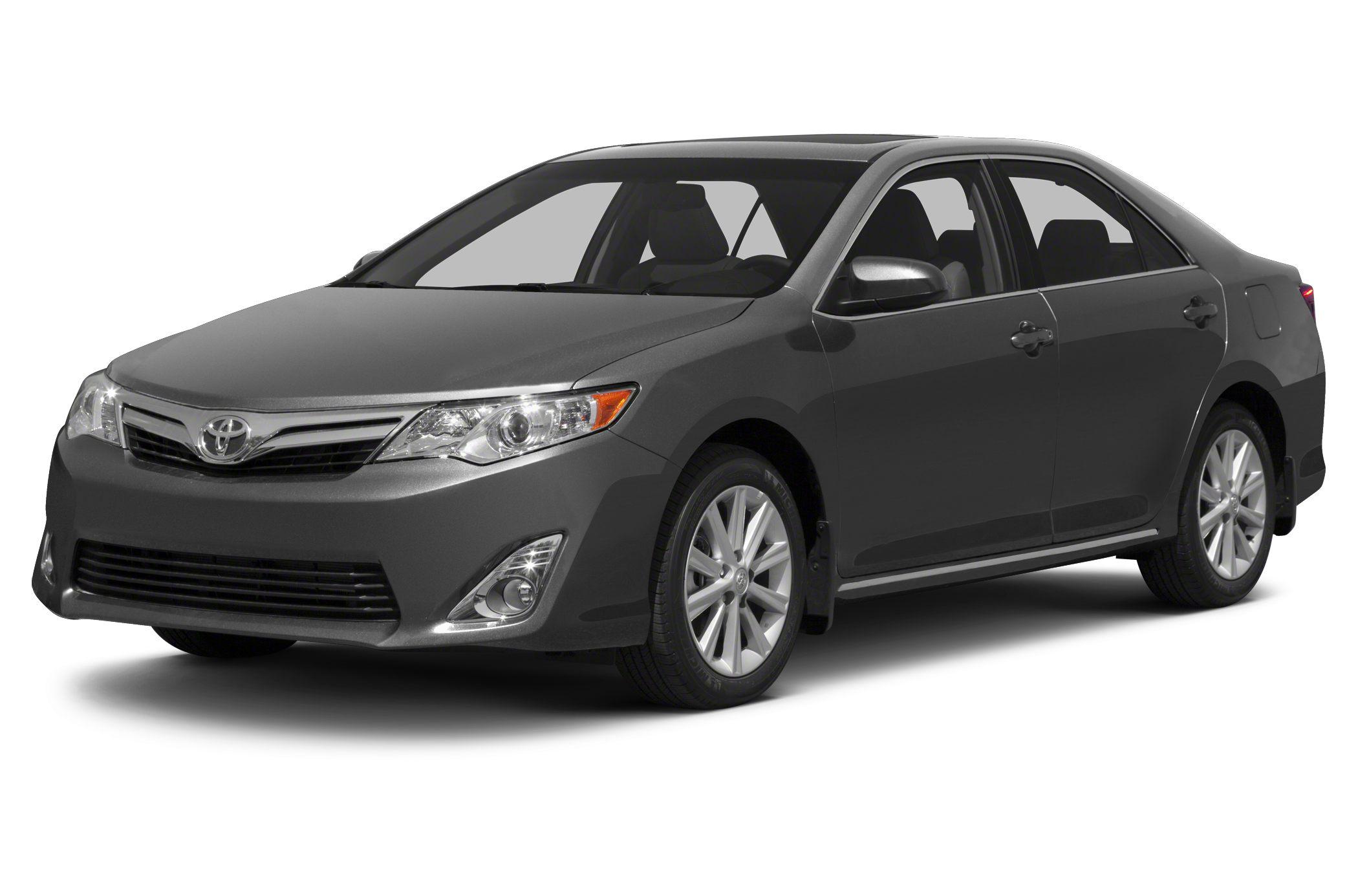 2017 Toyota Camry Recalls