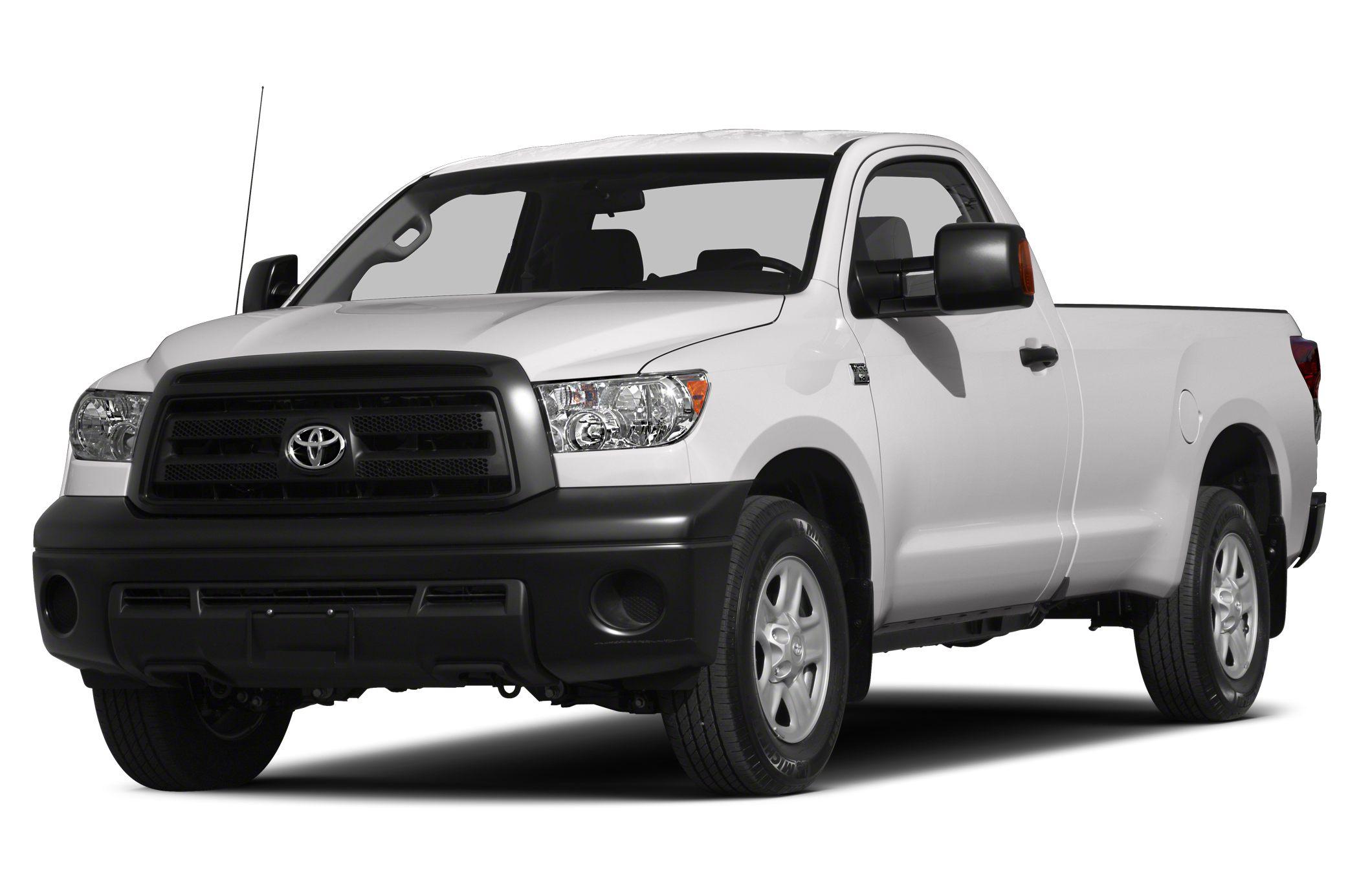 2013 Toyota Tundra New Car Test Drive