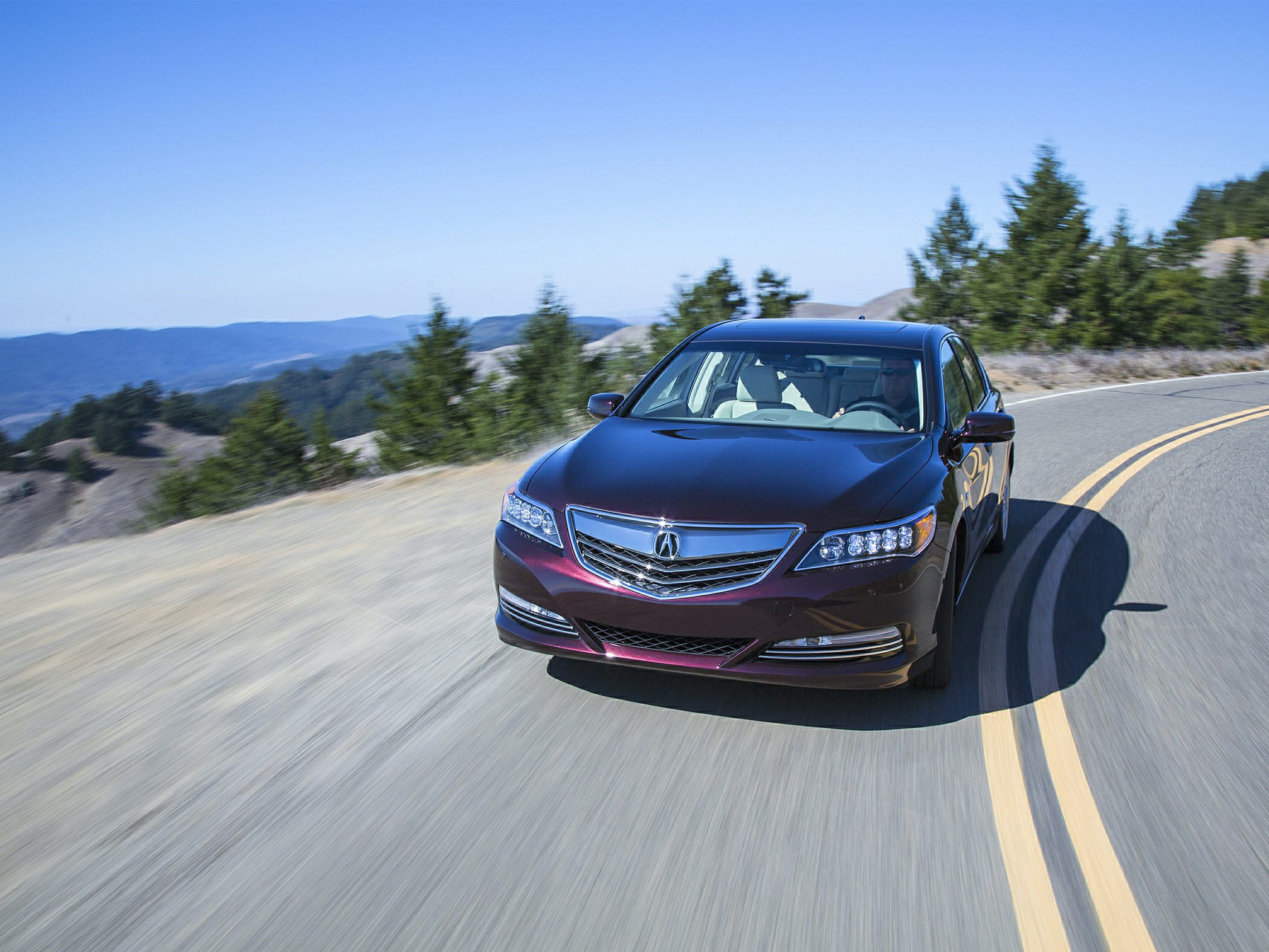 2017 Acura Rlx Sport Hybrid Pricing And Specs