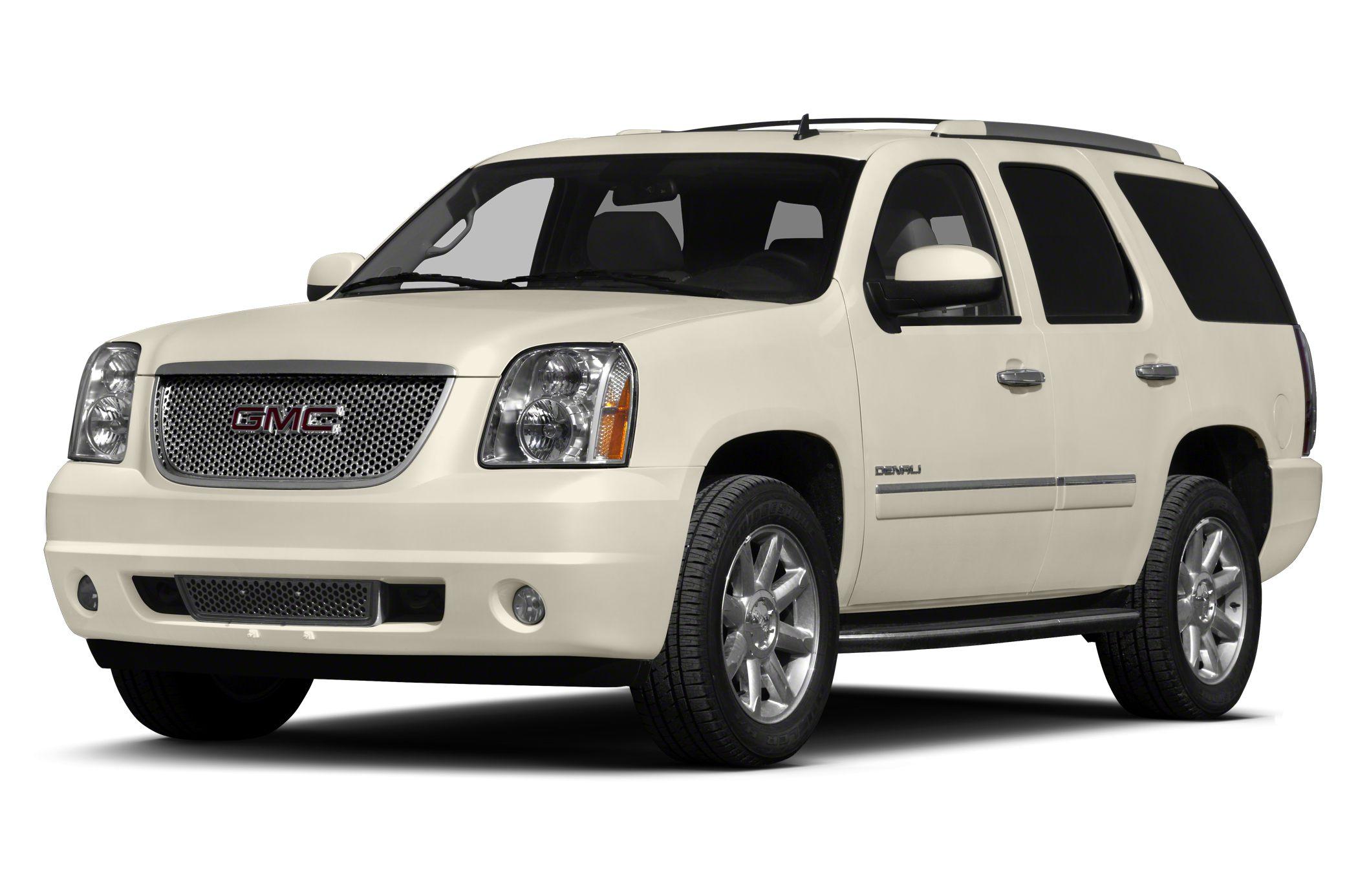 2014 GMC Yukon Denali All wheel Drive