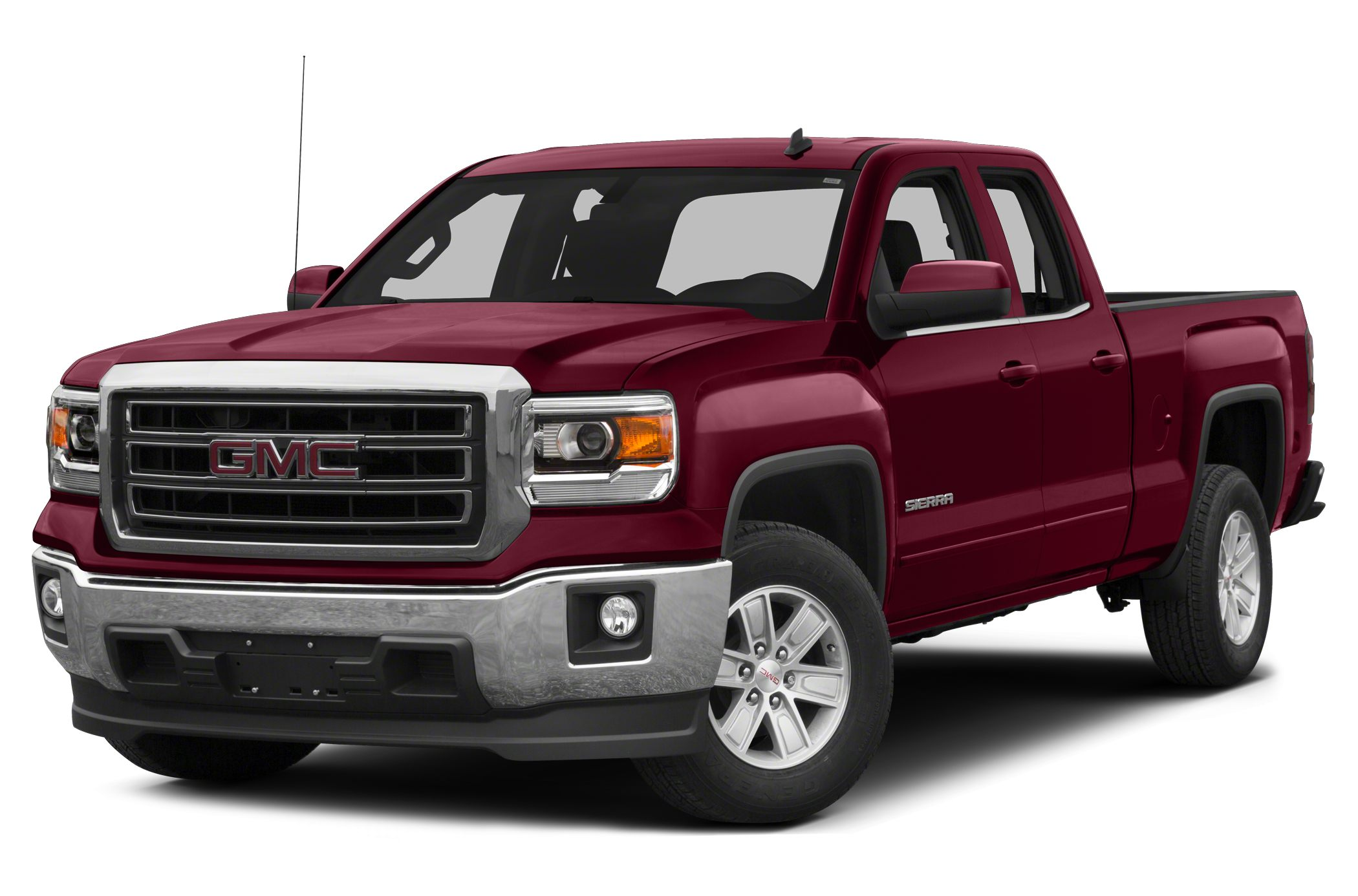 2015 Gmc Sierra 1500 Slt 4x2 Double Cab 6 6 Ft Box 143 5 In Wb Specs And Prices