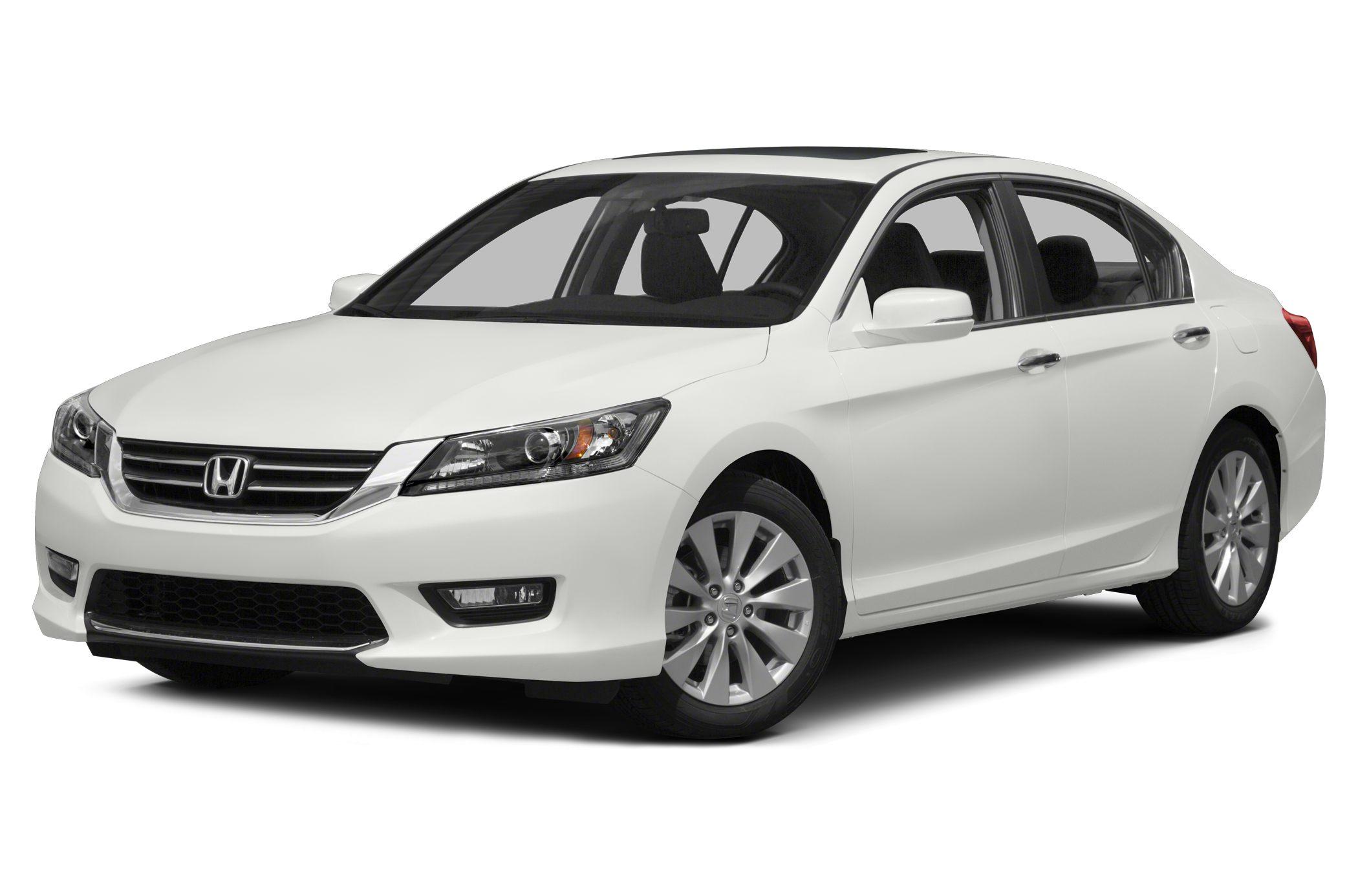 Honda Accord Ex L >> 2014 Honda Accord Ex L 4dr Sedan Pictures