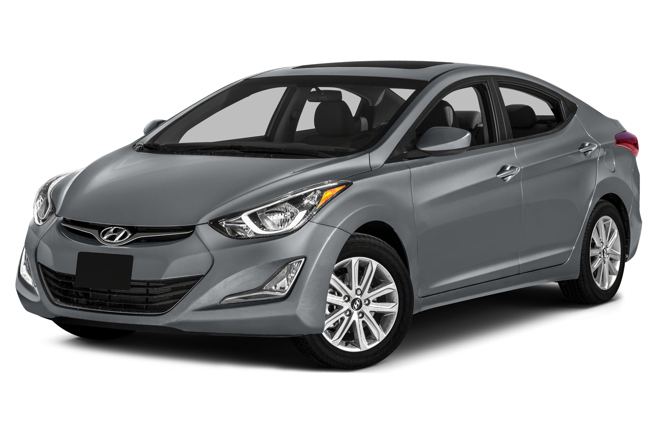 2015 hyundai elantra new car test drive