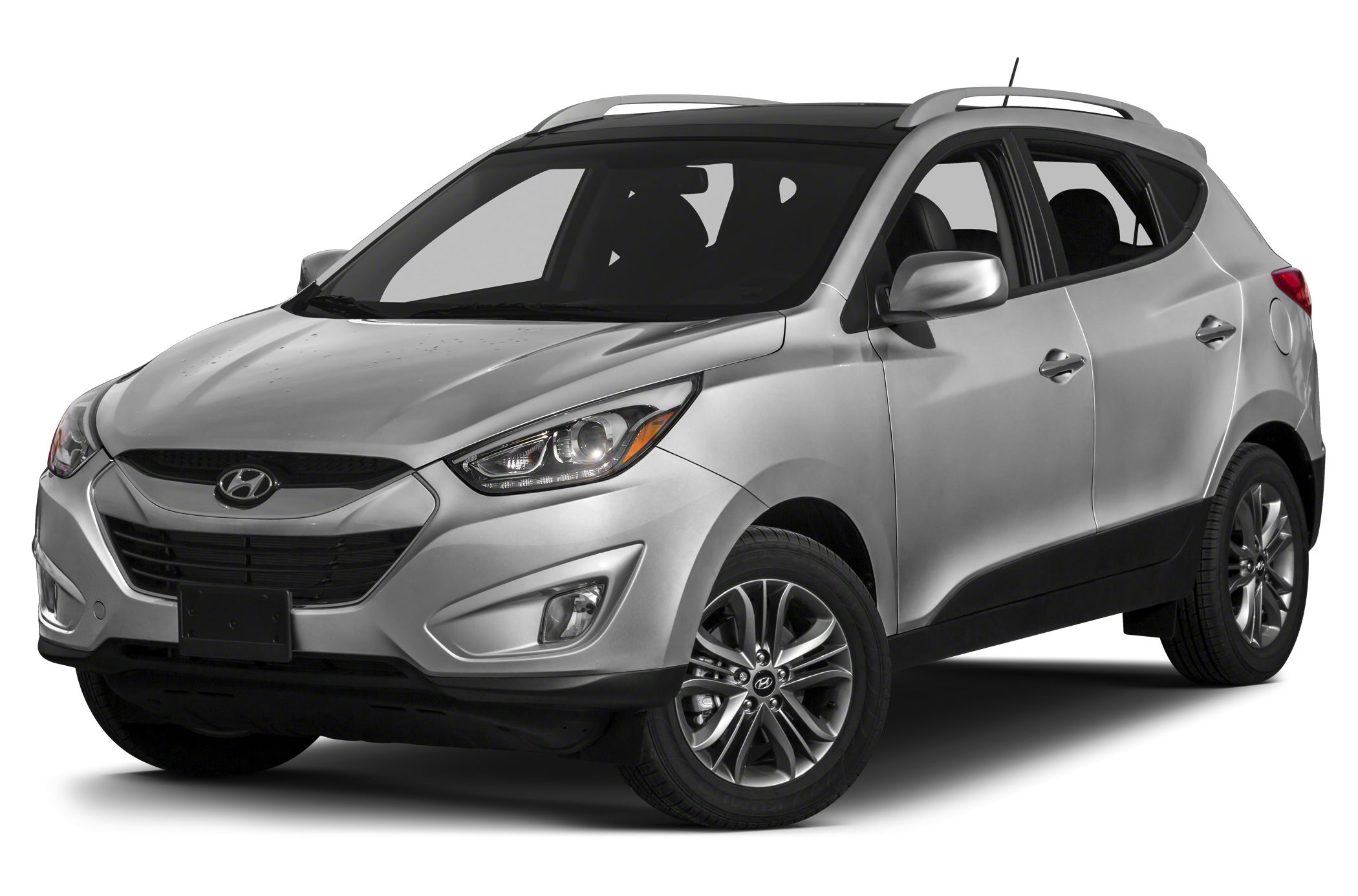 2015 Hyundai Tucson New Car Test Drive