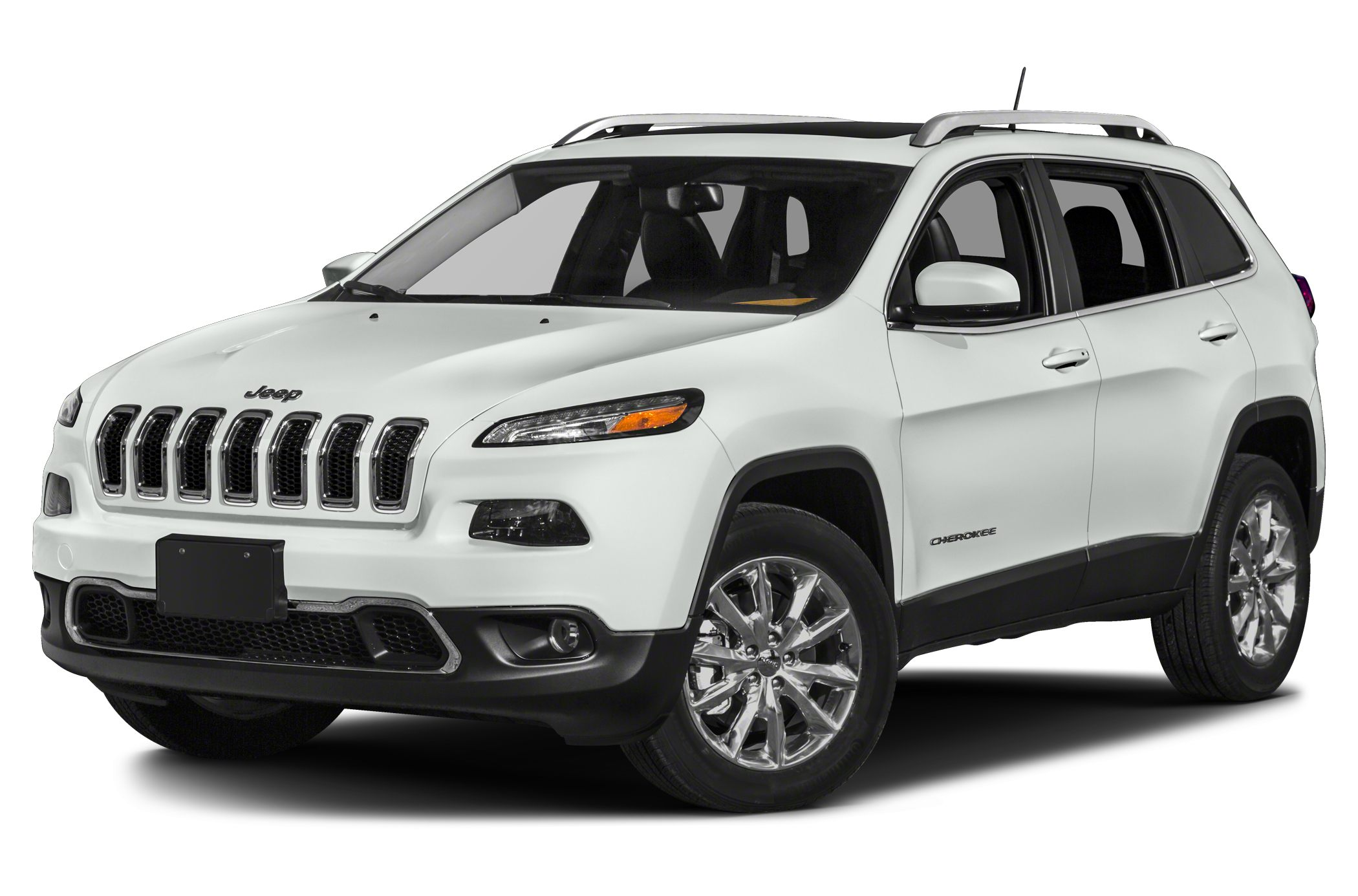 2018 Jeep Cherokee Limited 4dr 4x4