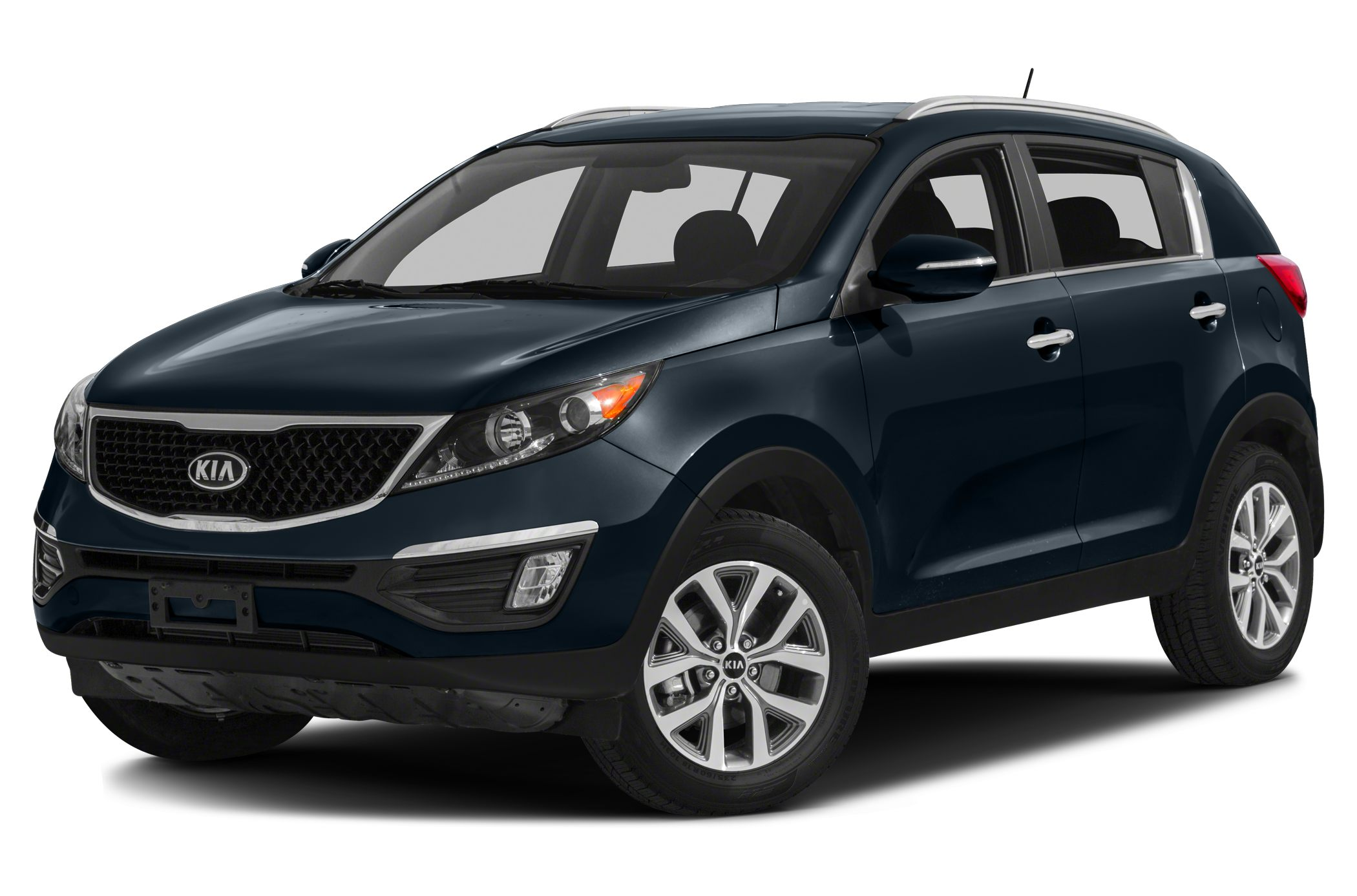 Kia Sportage New Car Test Drive