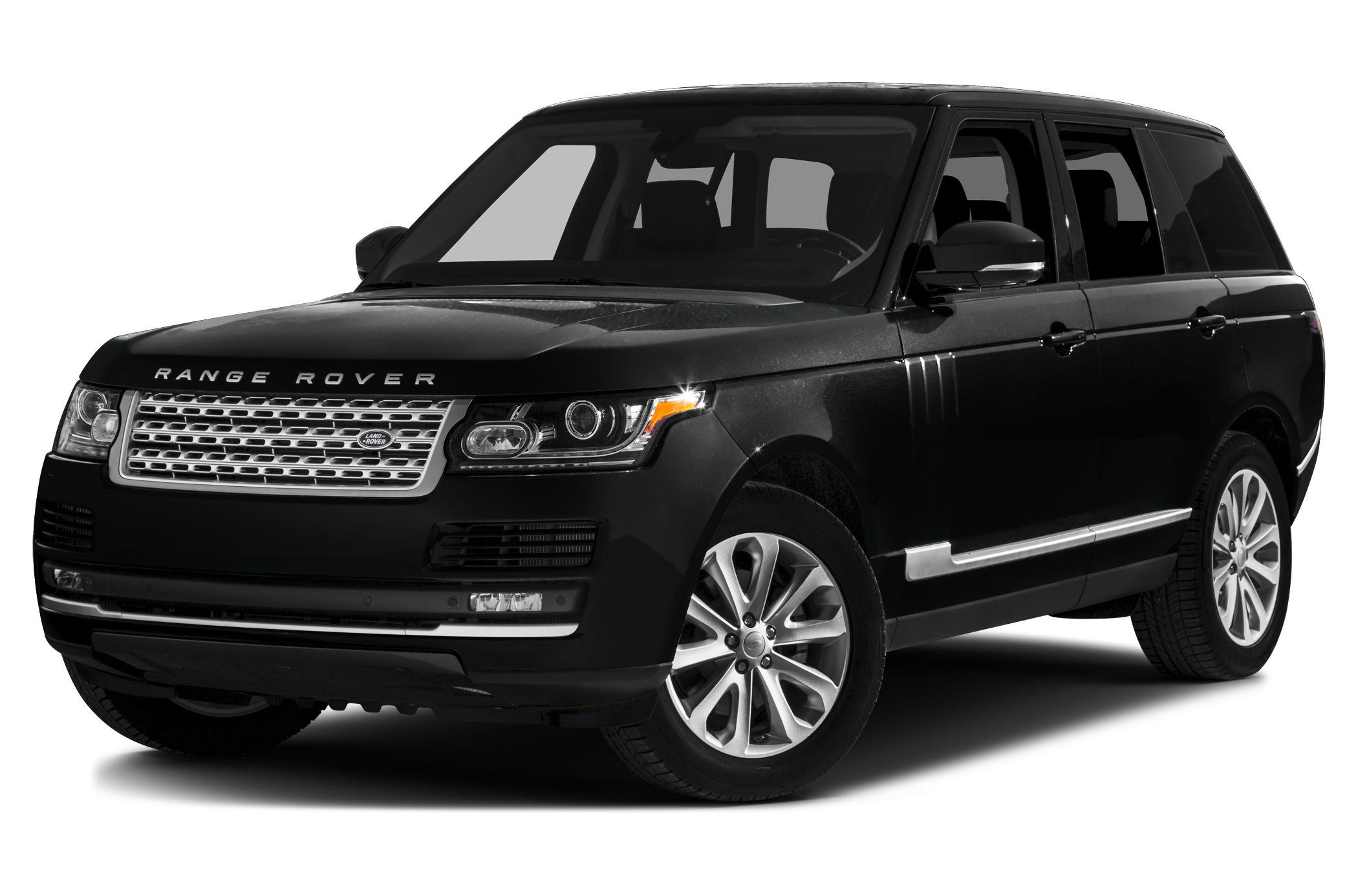 2016 Land Rover Range Rover Information