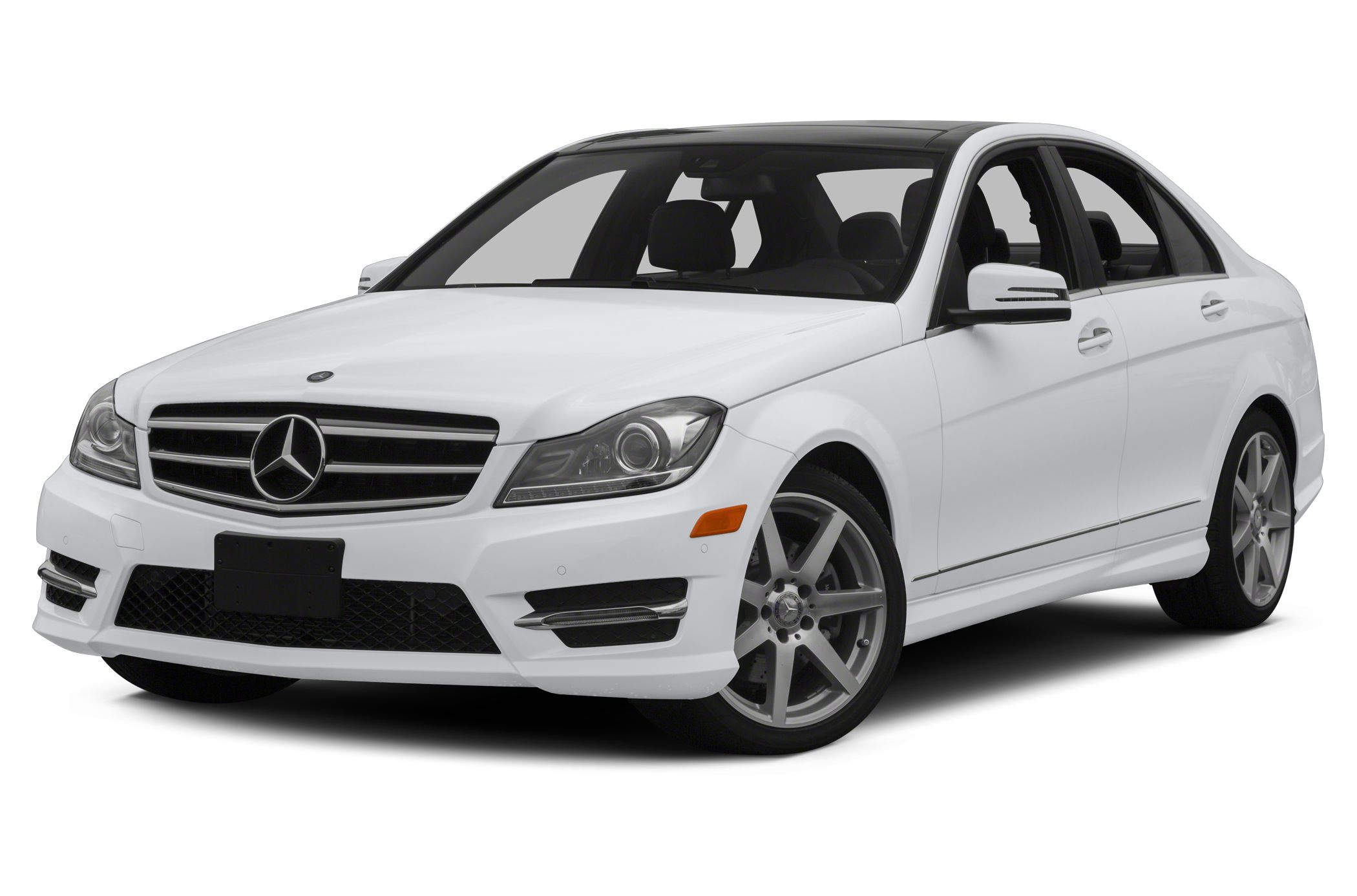 2014 Mercedes Benz C Class Sport C 350 4dr Rear wheel Drive Sedan