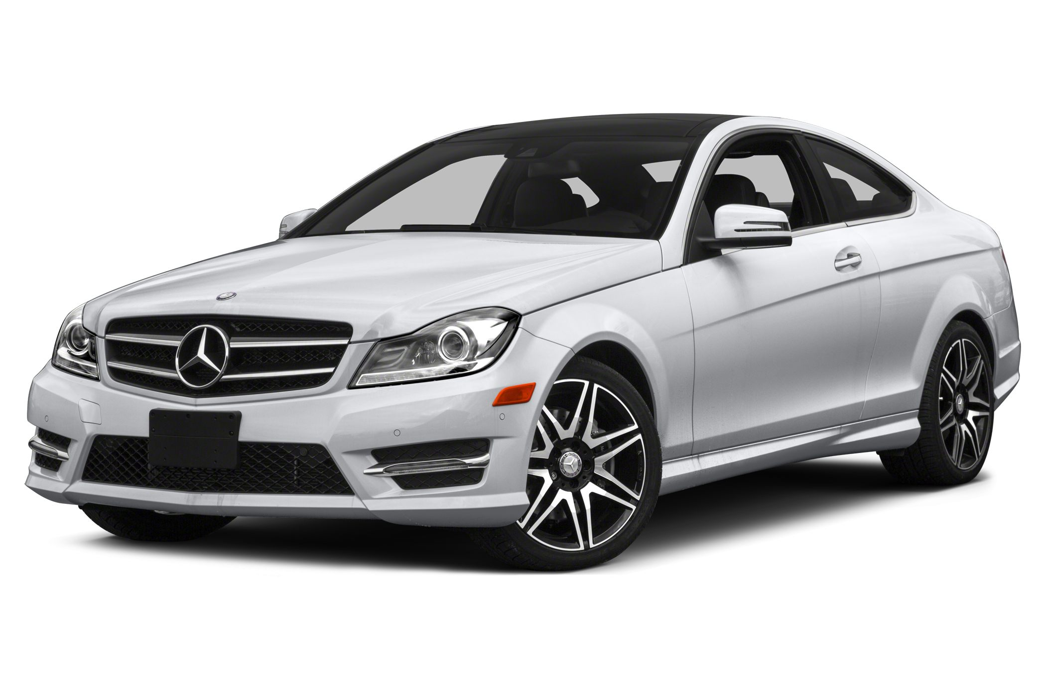 2015 Mercedes Benz C Class Sport C 350 2dr Rear wheel Drive Coupe