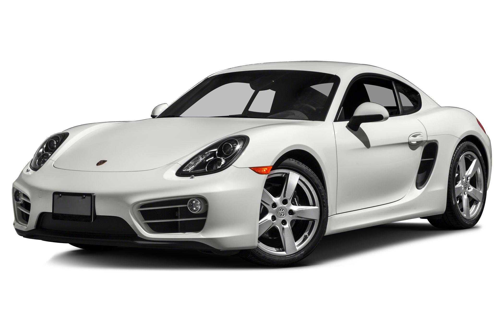 2016 Porsche Cayman Information