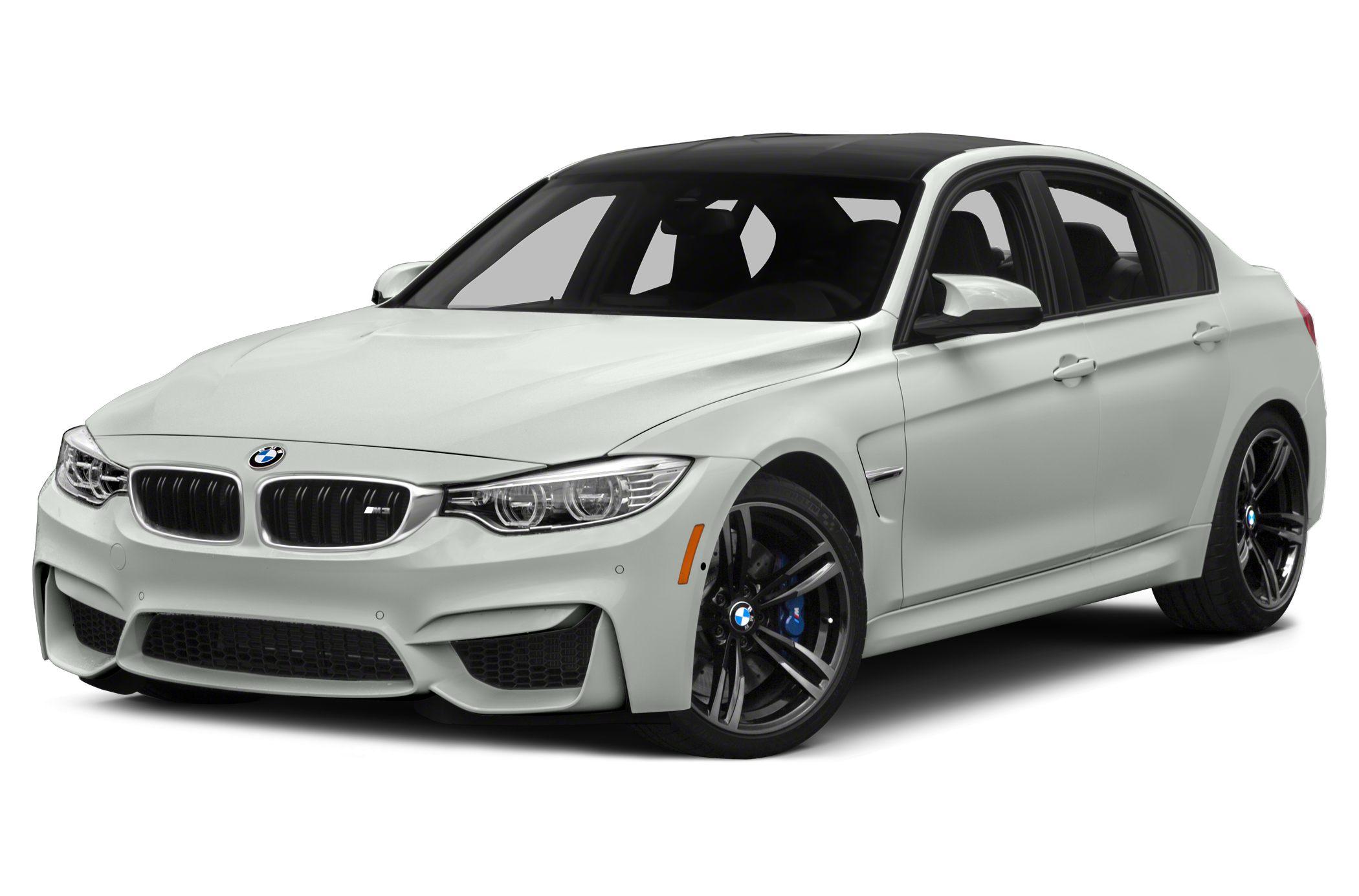 2015 BMW M3 Base 4dr Rear wheel Drive Sedan for Sale