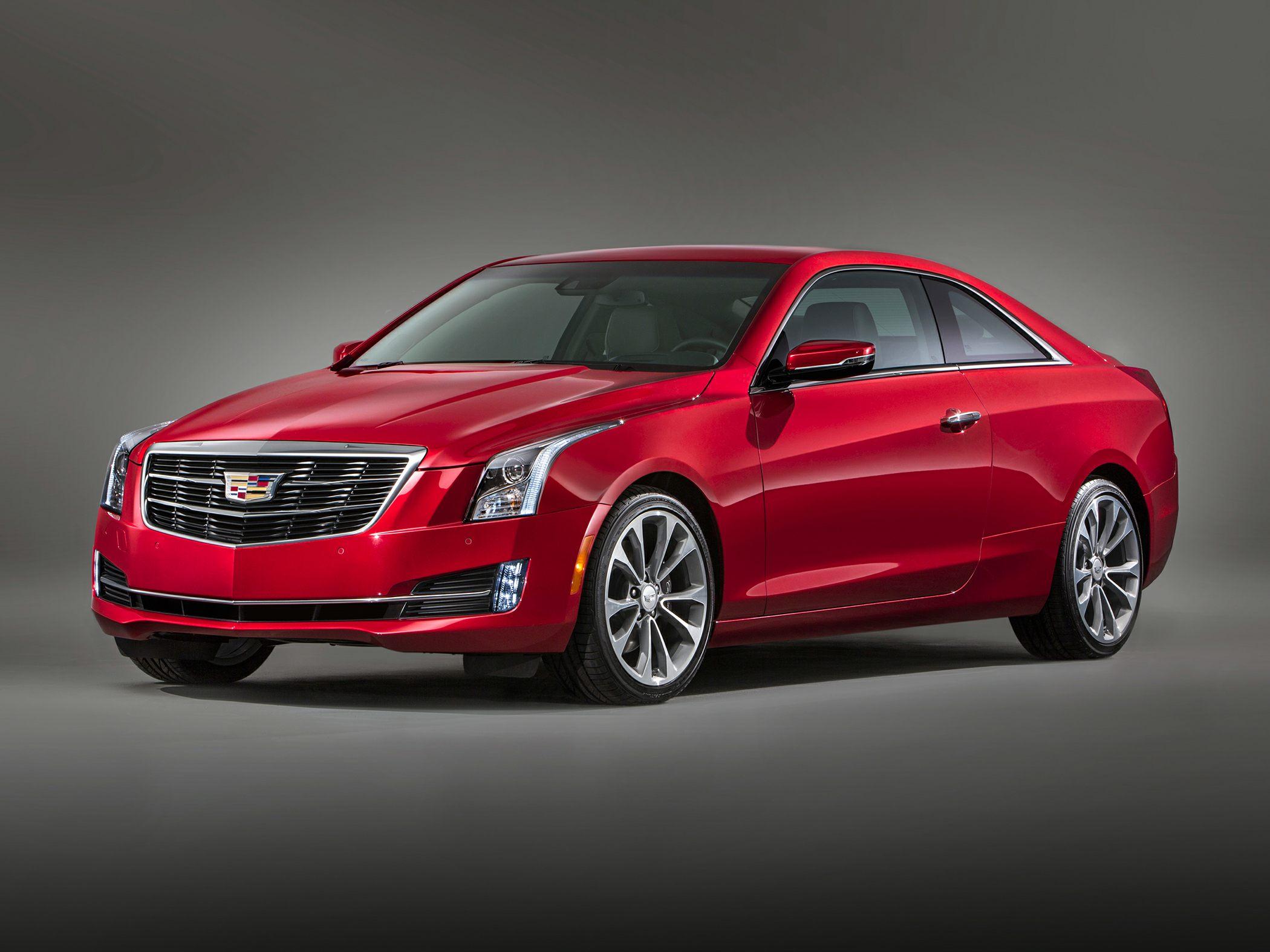 2019 Cadillac Ats New Car Test Drive