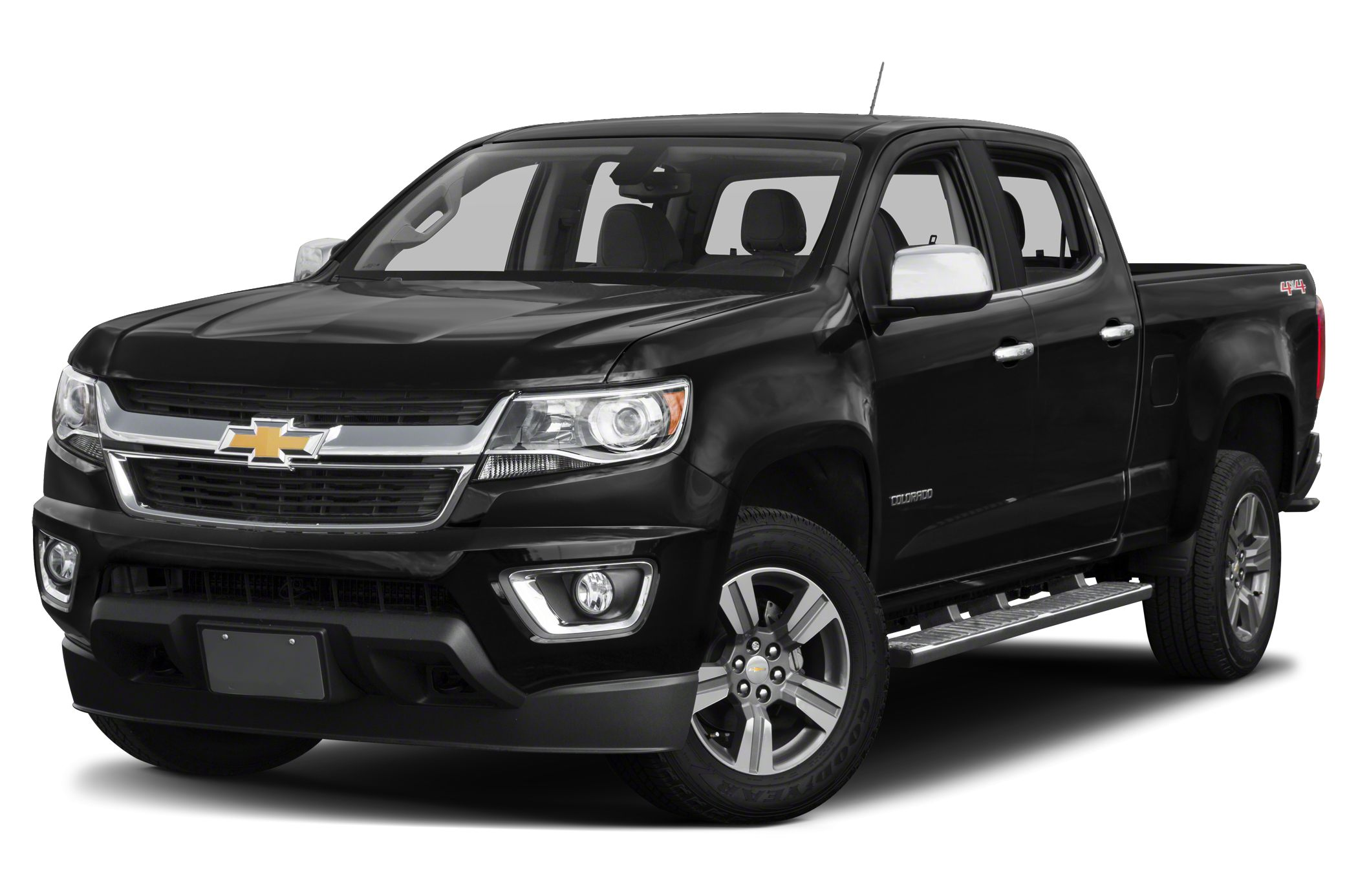2018 Chevrolet Colorado Information