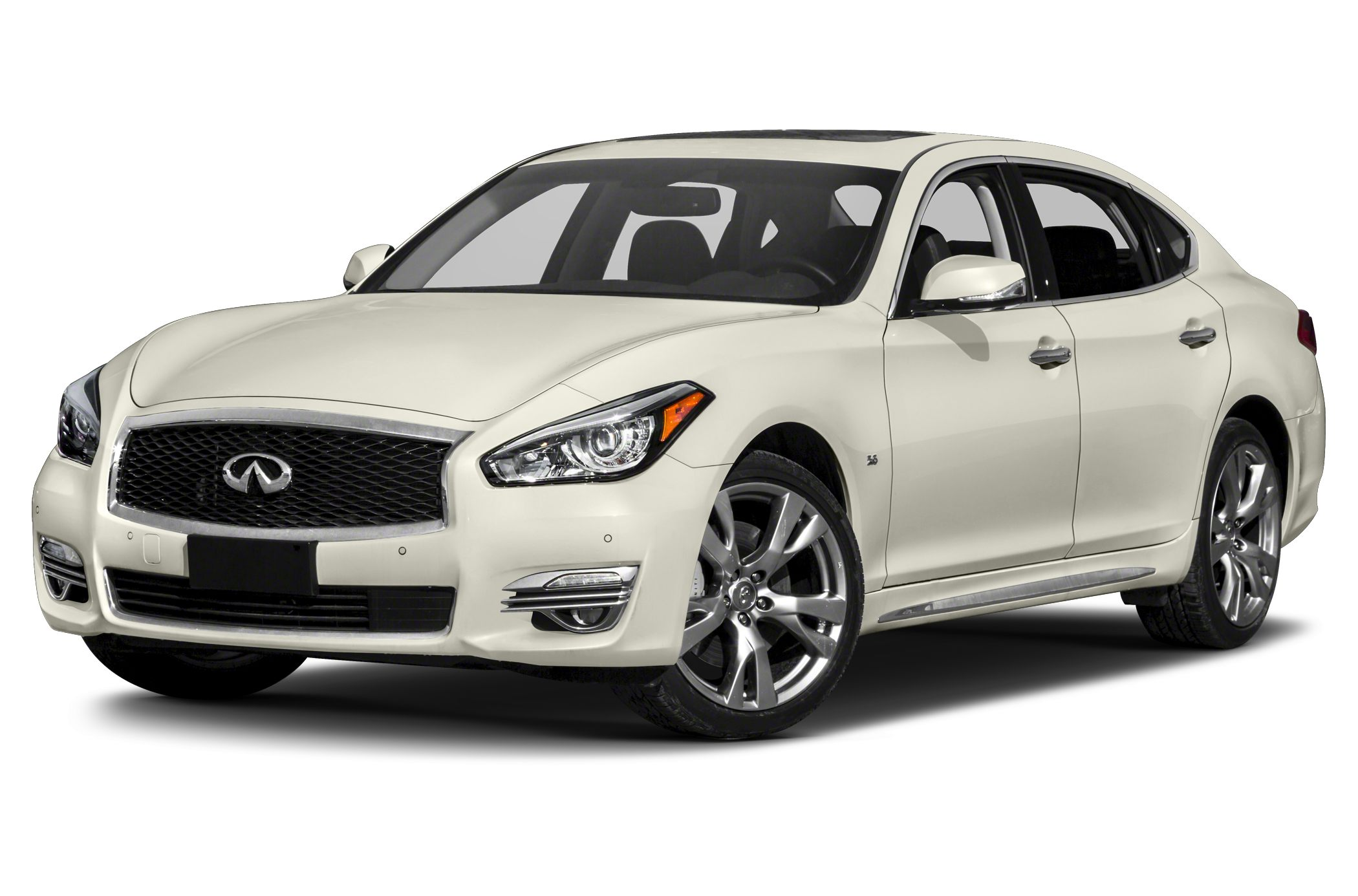 infinity front more side show news end infiniti review