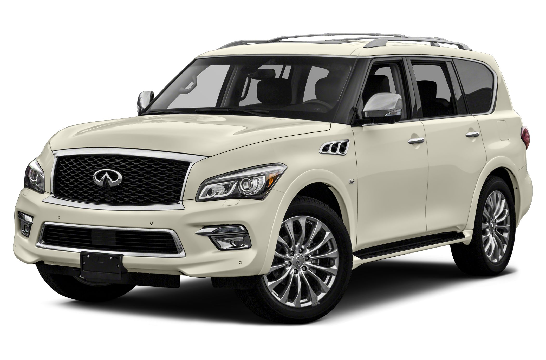 Used 2017 INFINITI QX80 for sale - Pricing & Features | Edmunds