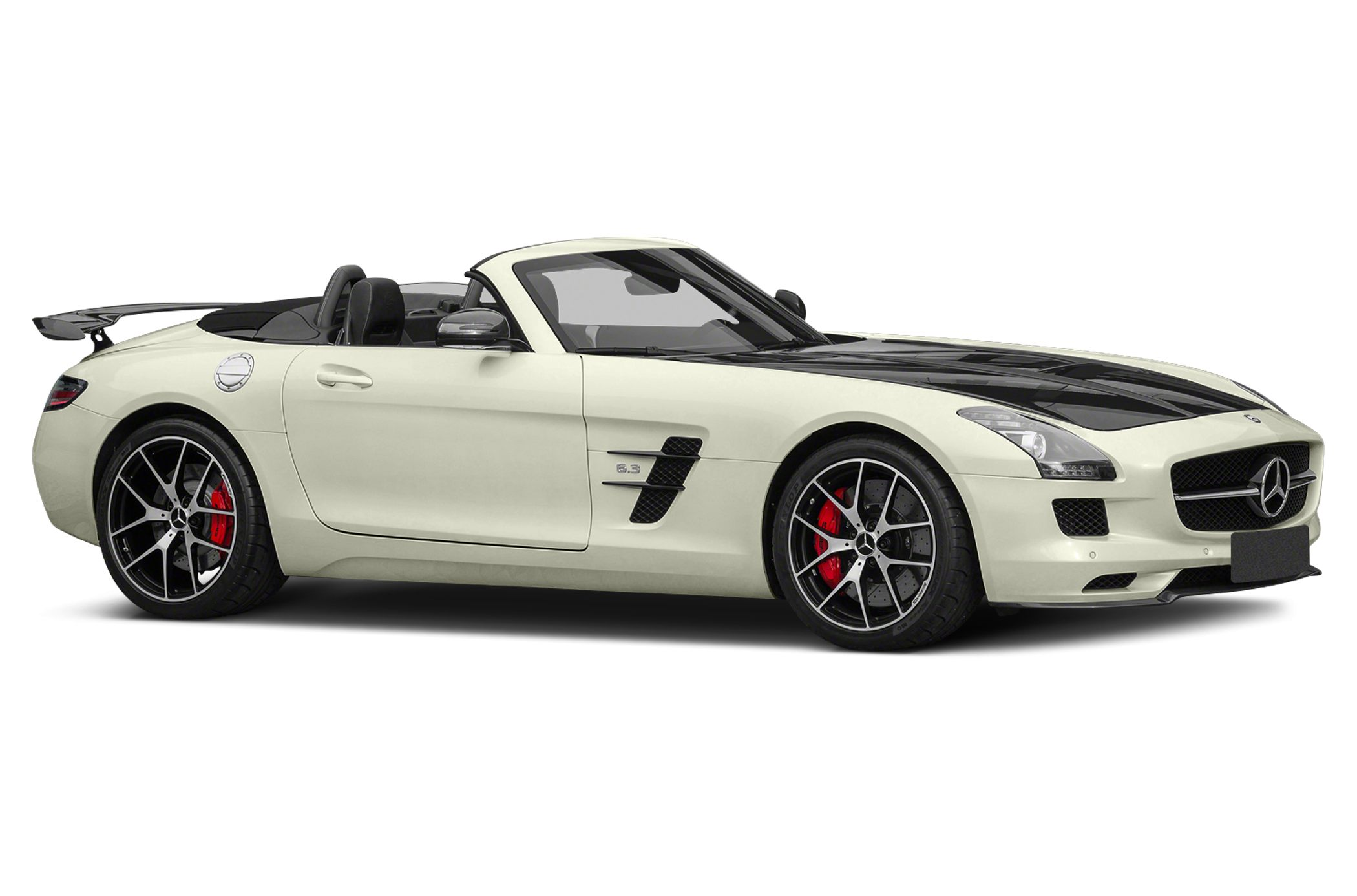 2015 Mercedes Benz SLS AMG GT Final Edition SLS AMG 2dr Roadster