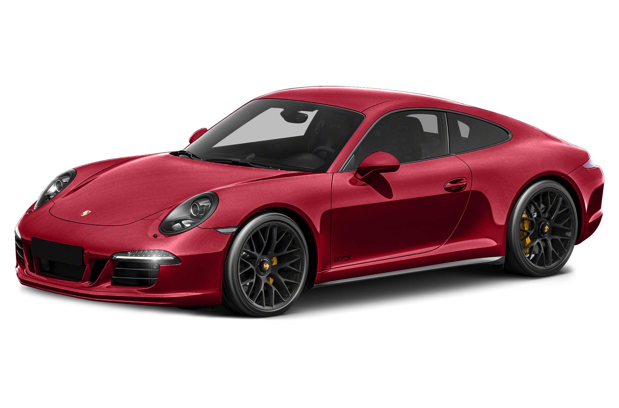 Carrera GTS 2dr Rear wheel Drive Coupe 2015 Porsche 911 s