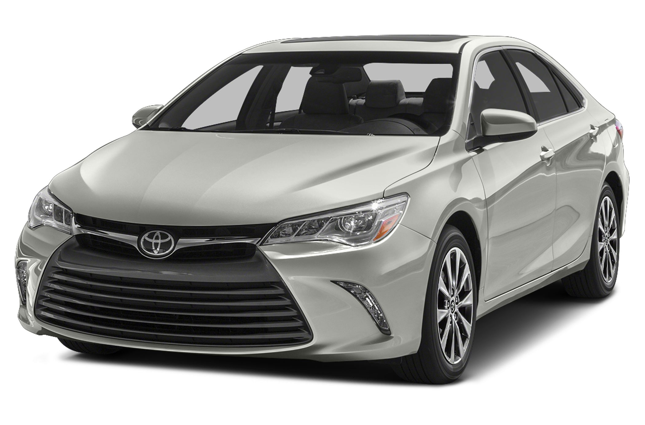 2015 Toyota Camry New Car Test Drive