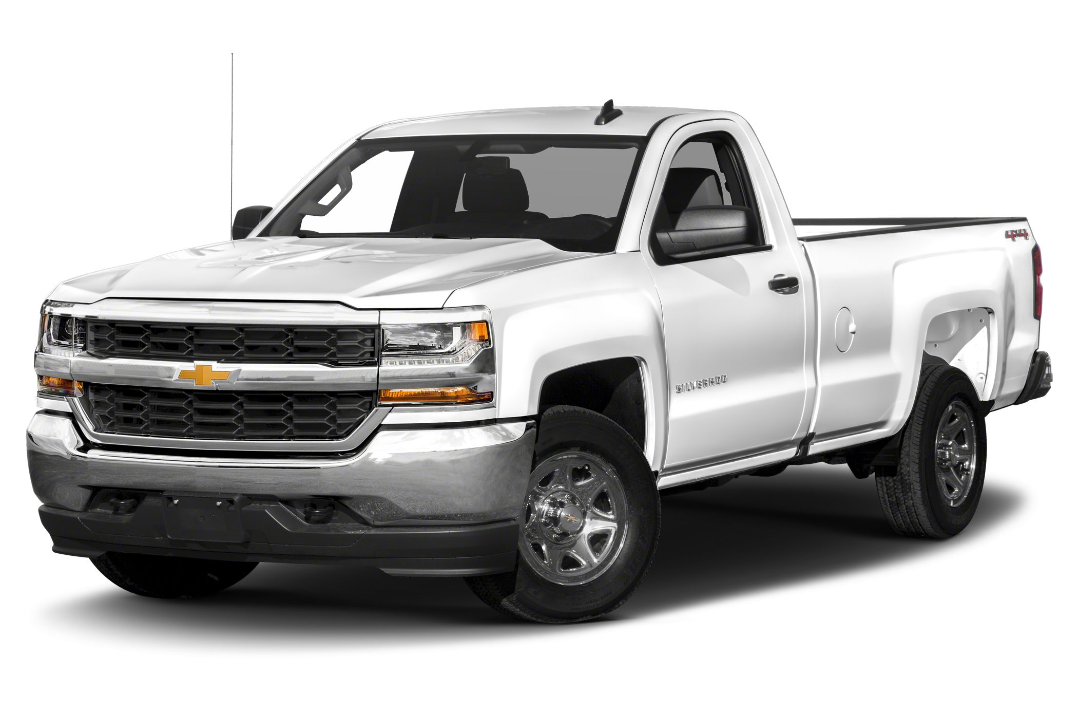 2018 Chevrolet Silverado 1500 LS 4x4 Regular Cab 8 ft. box 133 in. WB