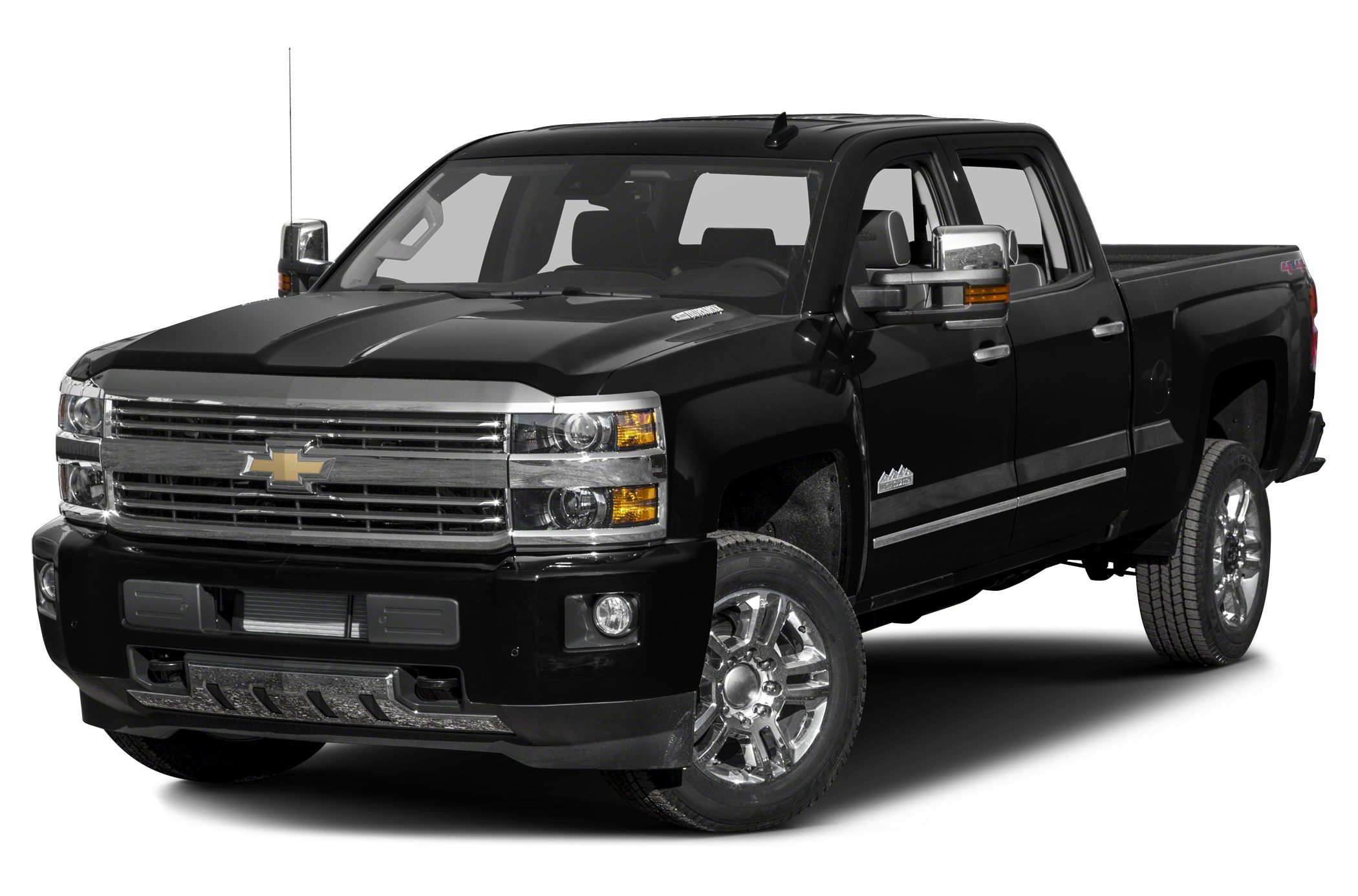 2016 Chevrolet Silverado 2500hd High Country 4x4 Crew Cab 8 Ft Box 167 7 In Wb Specs And Prices