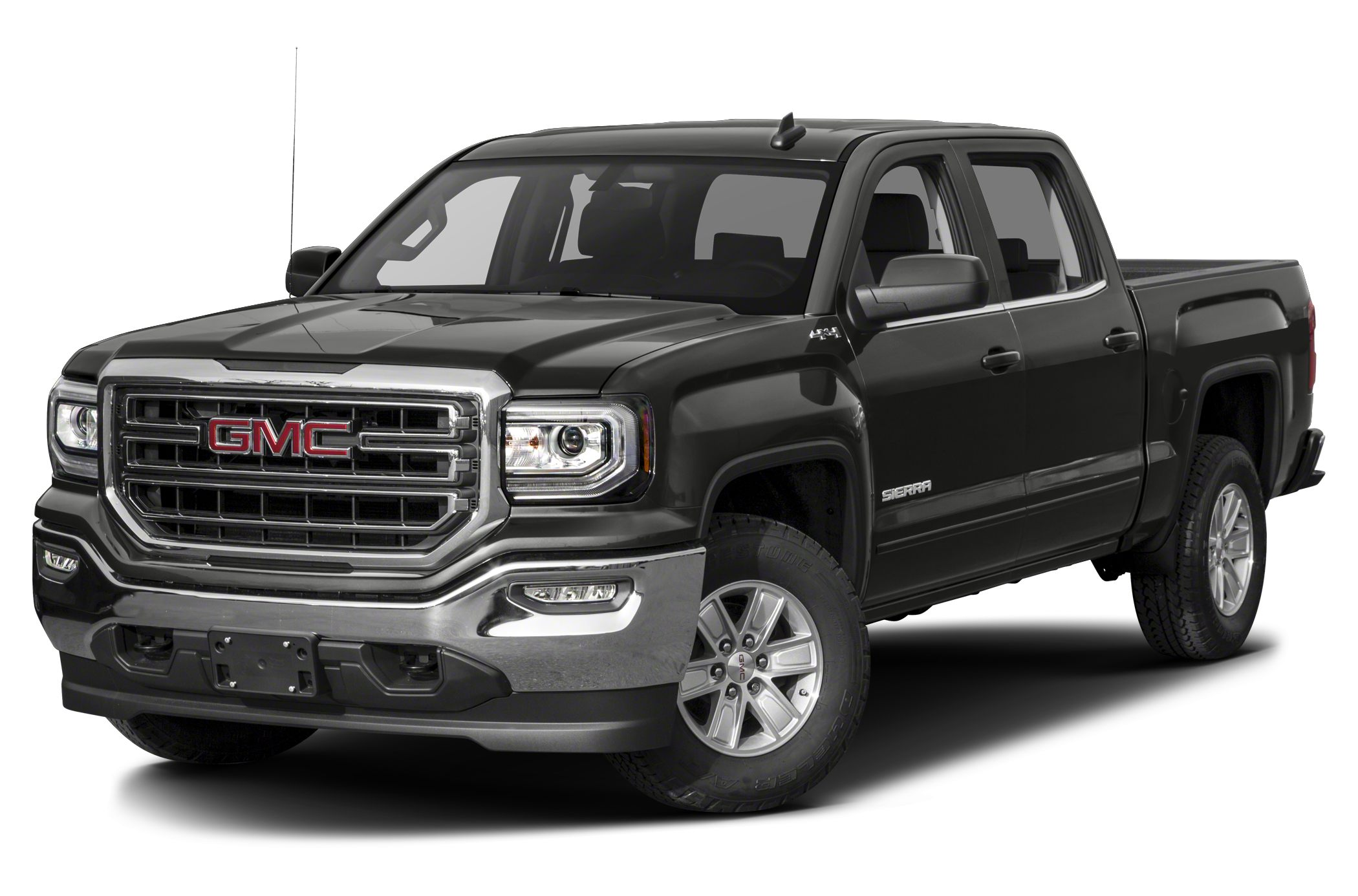2016 Gmc Sierra 1500 Sle 4x4 Crew Cab 6 6 Ft Box 153 In Wb Specs And Prices