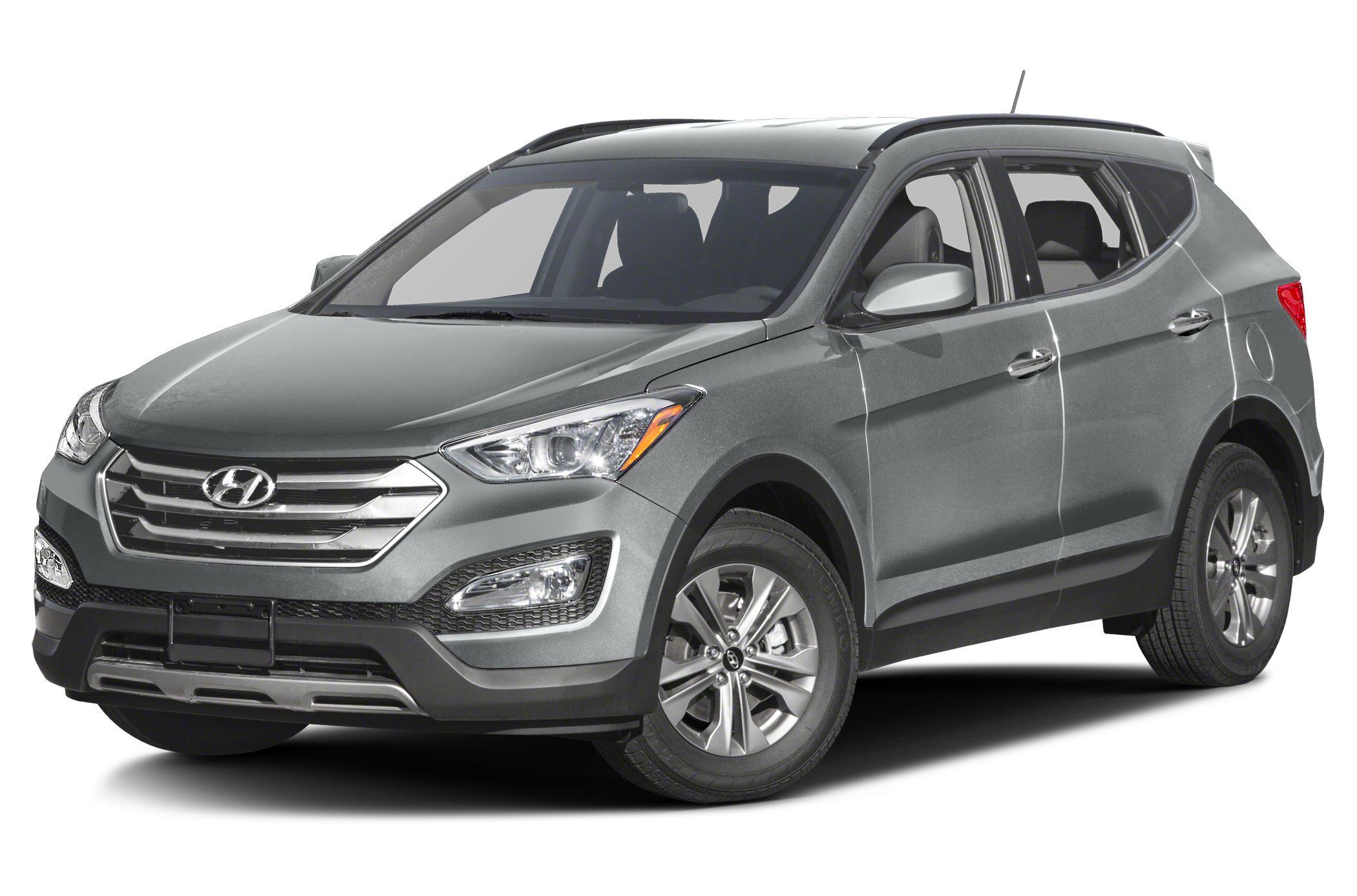 2016 Hyundai Santa Fe >> 2016 Hyundai Santa Fe Sport New Car Test Drive