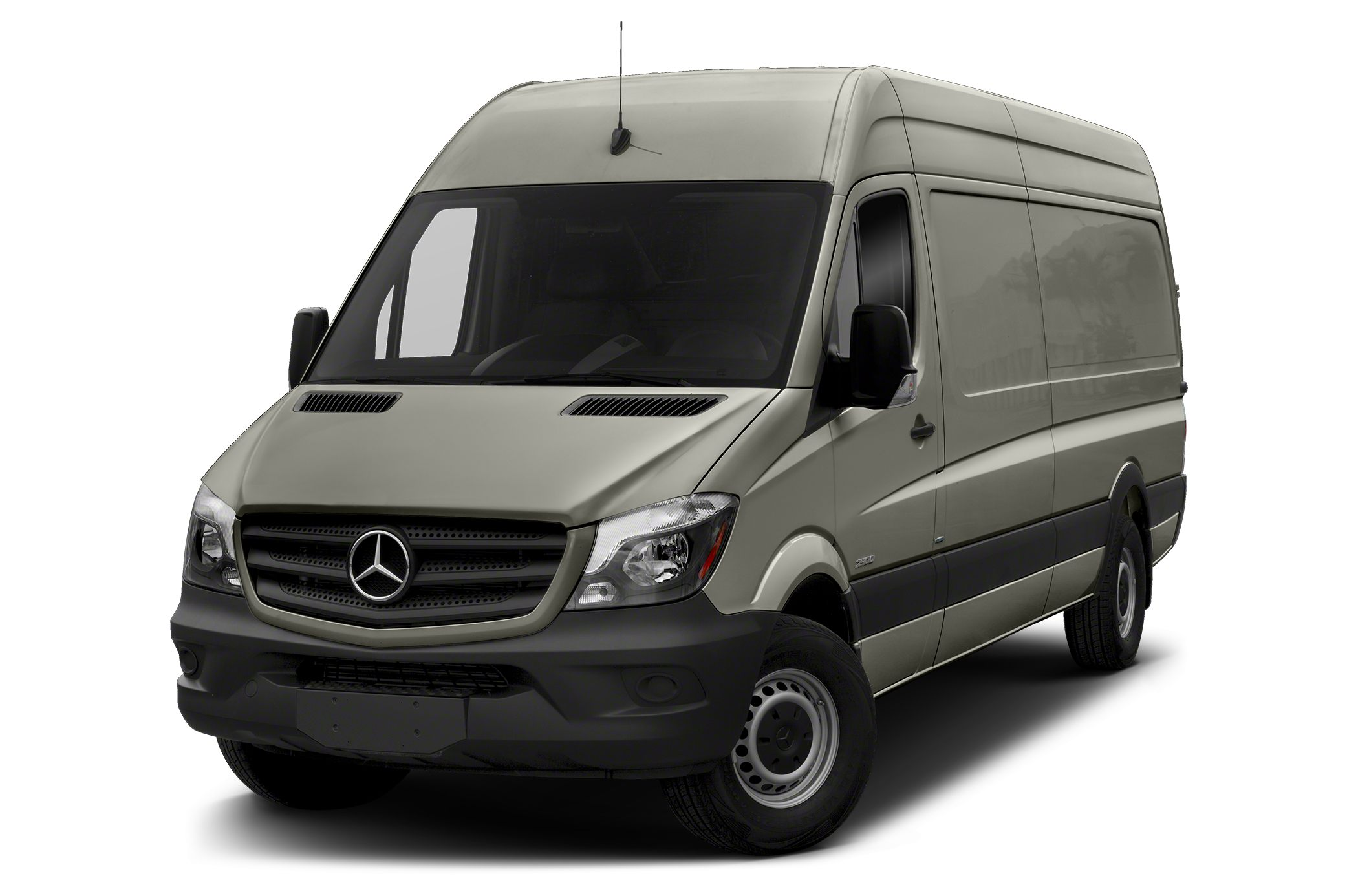 2018 Mercedes Benz Sprinter 2500 High Roof V6 Cargo Van 170 In Wb 4wd Pictures