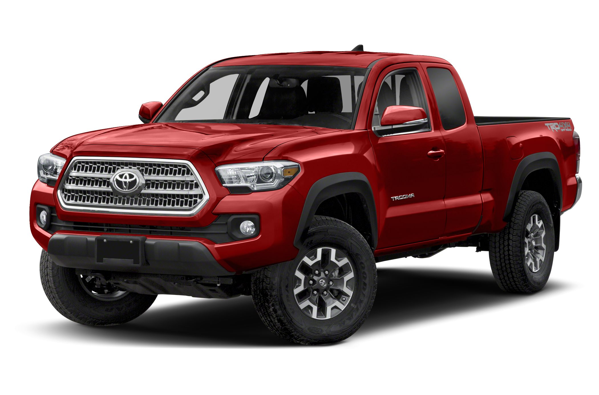 2017 Toyota Tacoma Trd Off Road V6 4x4 Access Cab 127 4 In Wb Specs And Prices