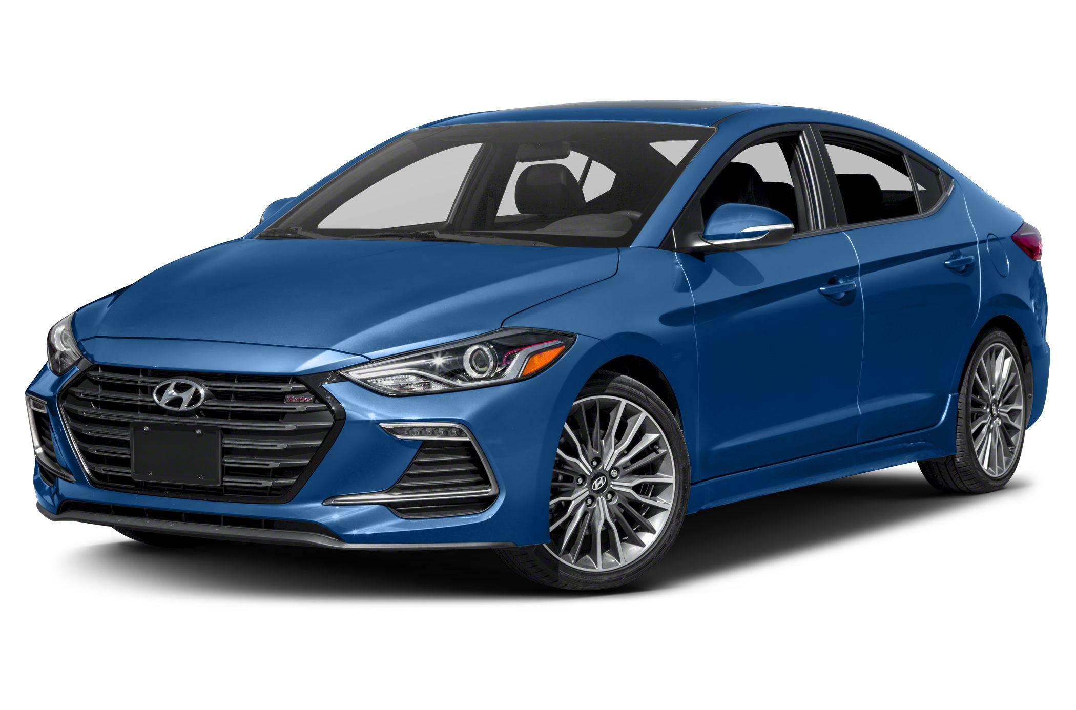 2017 Hyundai Elantra Sport 4dr Sedan Specs And Prices