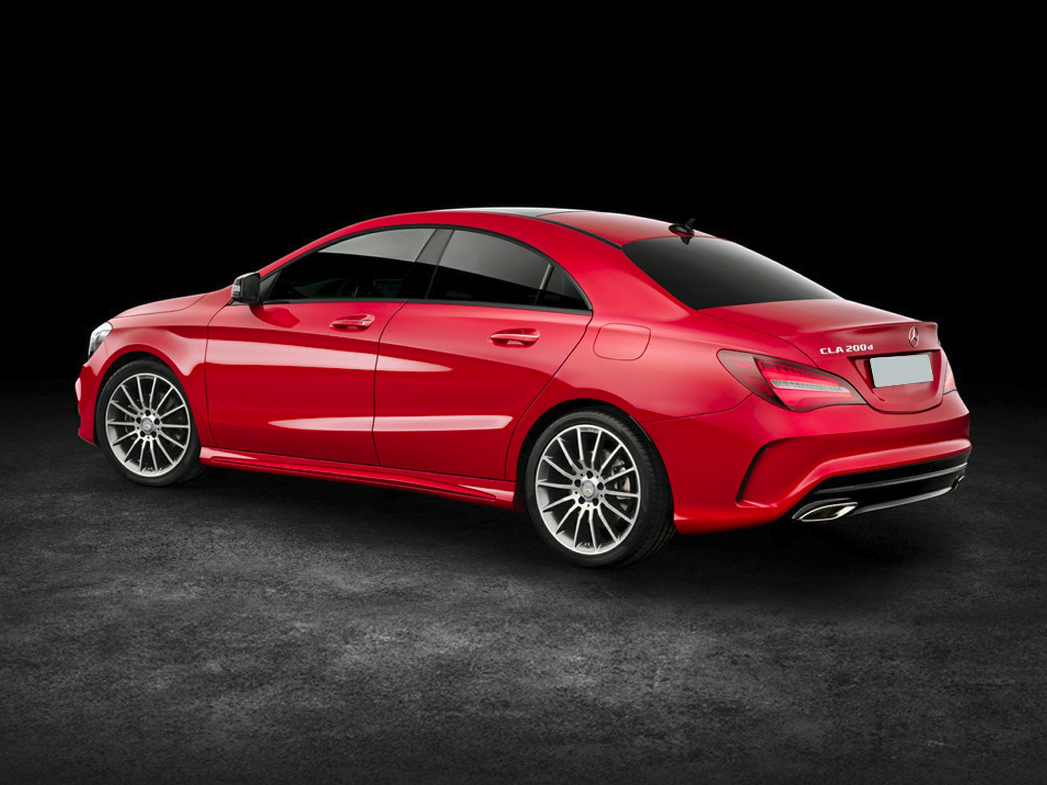 2020 Mercedes-Benz CLA teased with smoother design