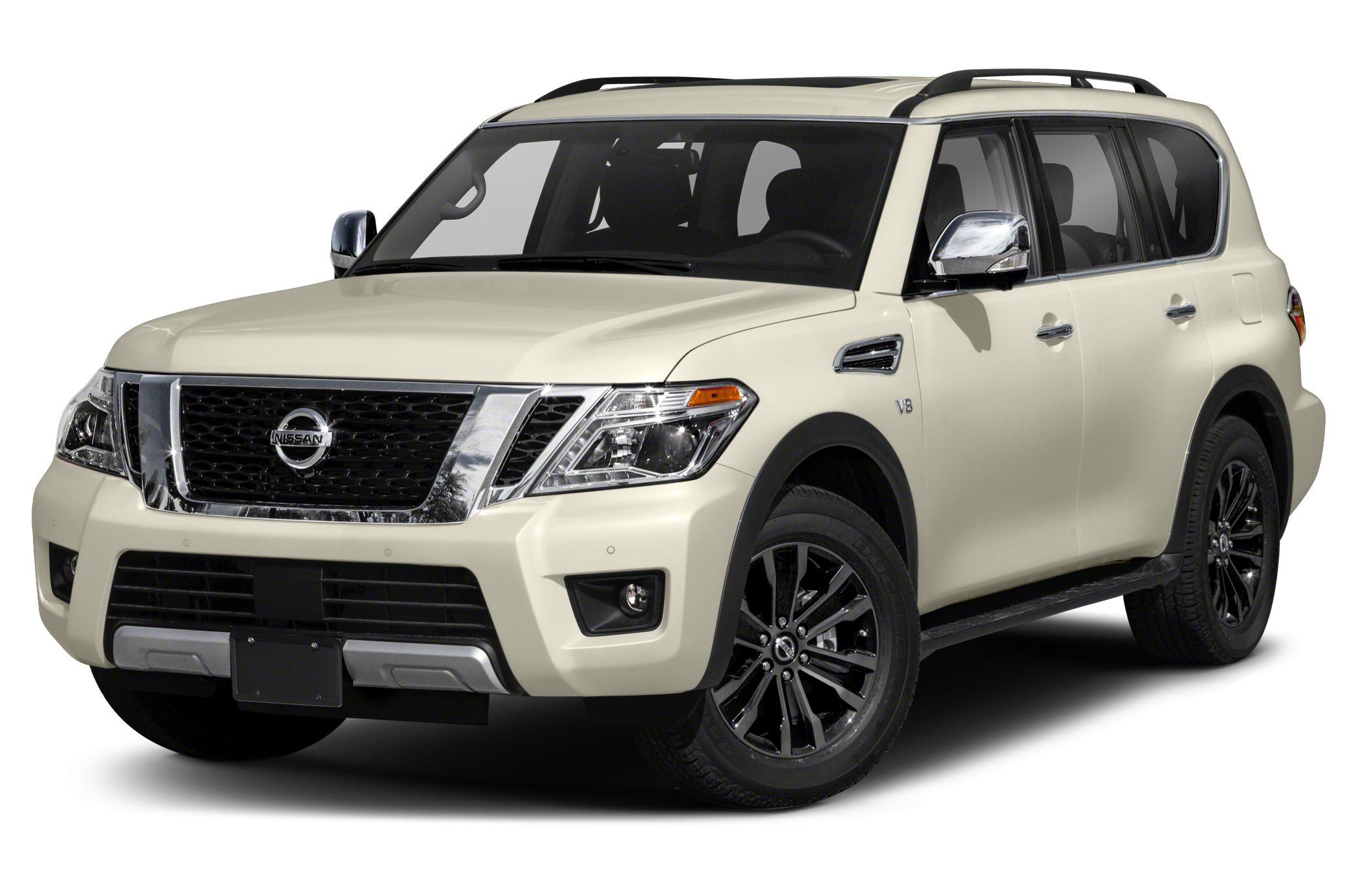 2019 Nissan Armada Platinum 4dr 4x2 Specs And Prices