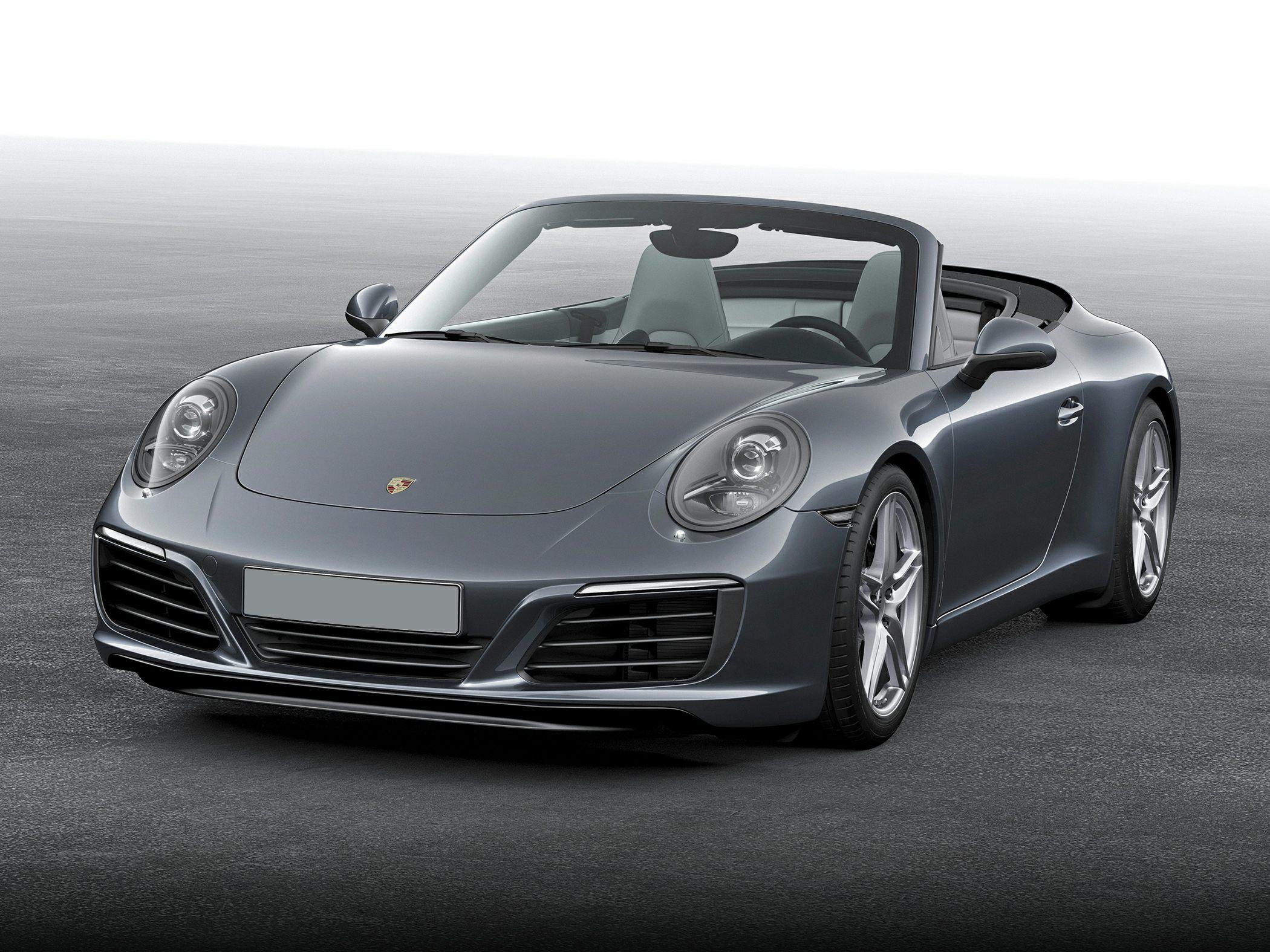 2019 Porsche 911 Carrera GTS 2dr Rear wheel Drive Cabriolet for Sale