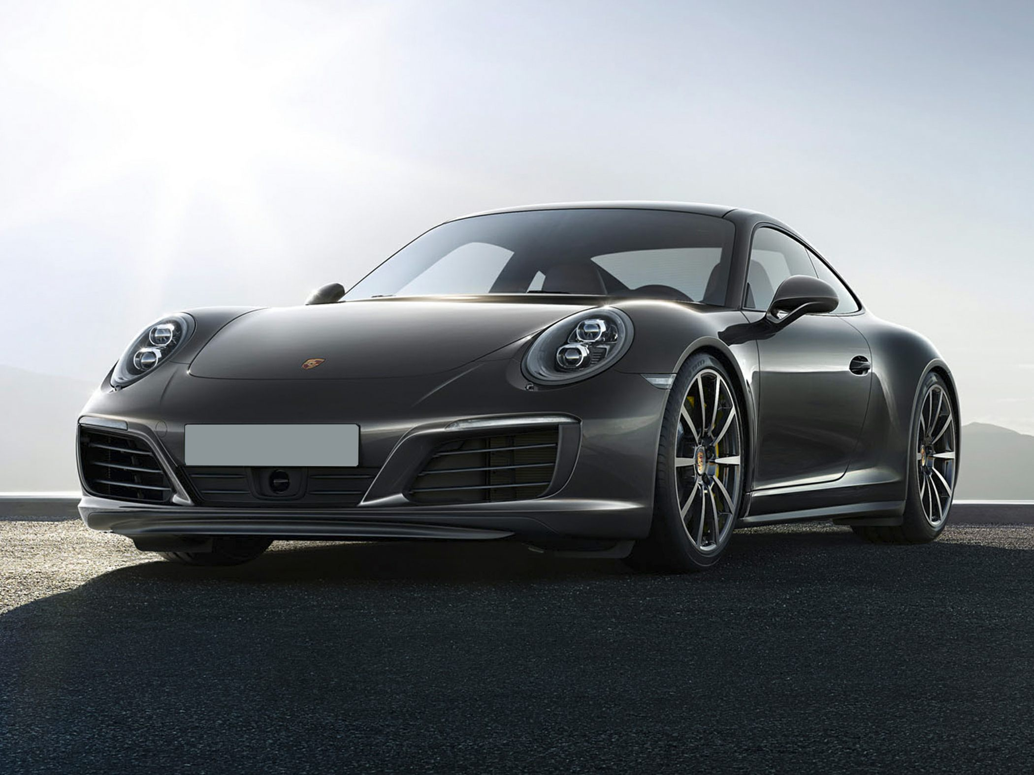 2019 Porsche 911 Carrera 4 GTS 2dr All wheel Drive Coupe Safety Features