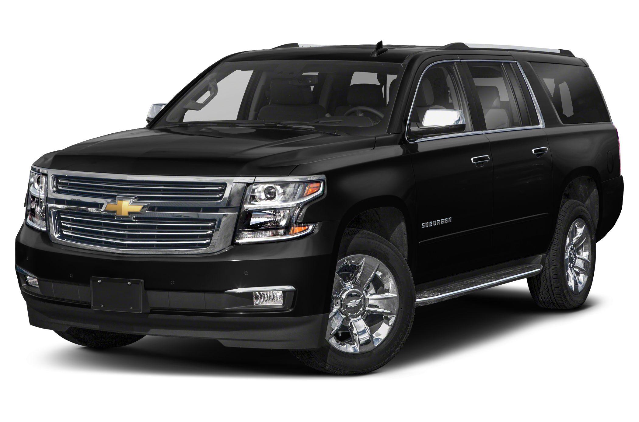 2019 Chevrolet Suburban Premier 4x4 Pictures