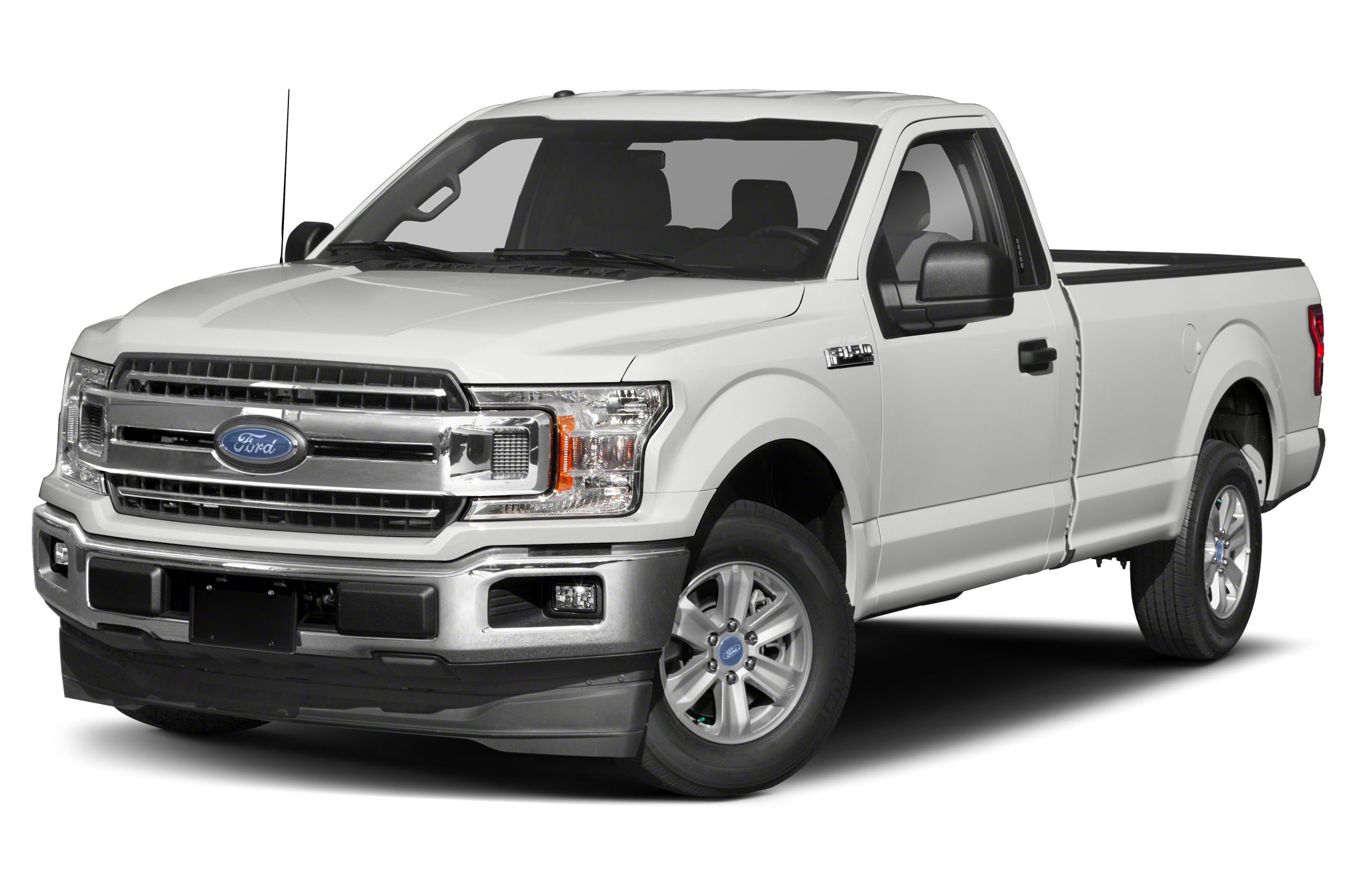 2020 Ford F-150 XLT 4x2 Regular Cab Styleside 8 ft. box 141 in. WB