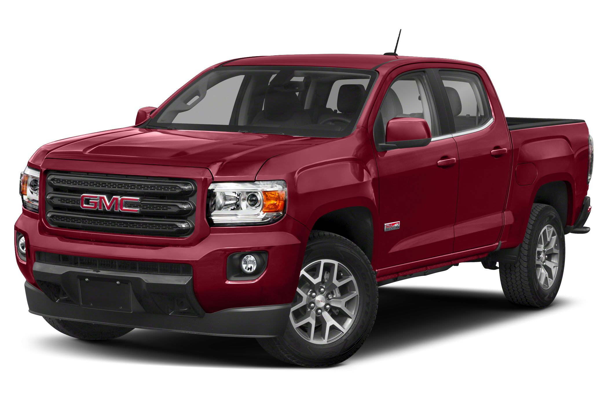 2019 Gmc Canyon All Terrain W Leather 4x4 Crew Cab 5 Ft Box 128 3 In Wb For Sale