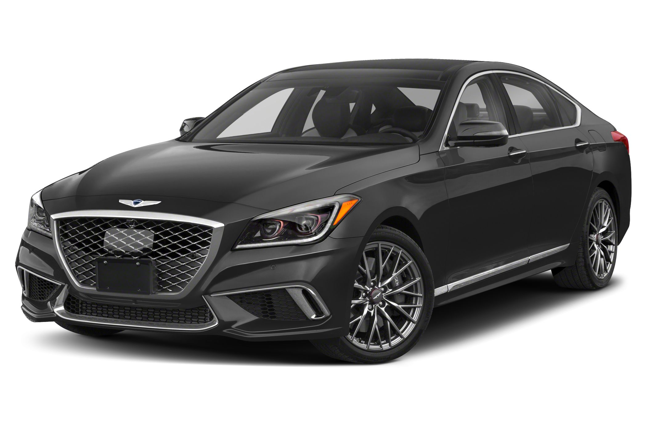2019 Genesis G80 3 3t Sport 4dr All Wheel Drive Sedan Pictures