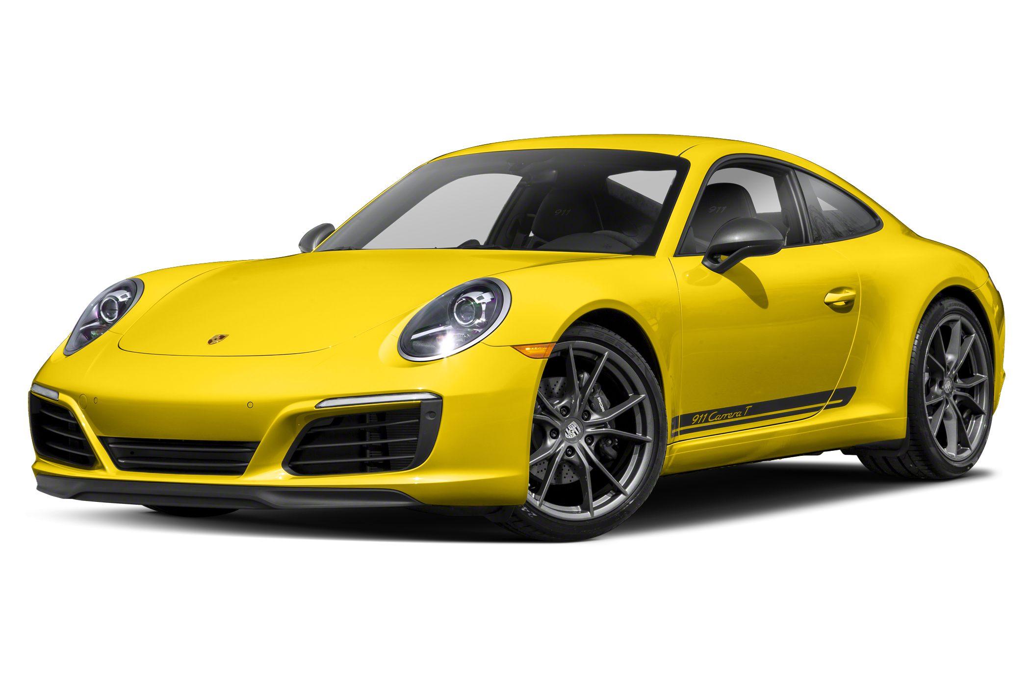 2019 Porsche 911 Carrera T 2dr Rear-wheel Drive Coupe