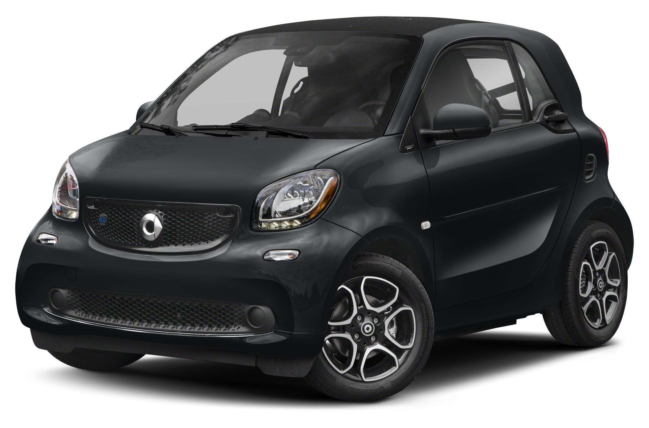 Pure 2dr Coupe 2018 Smart Fortwo Electric Drive Photos