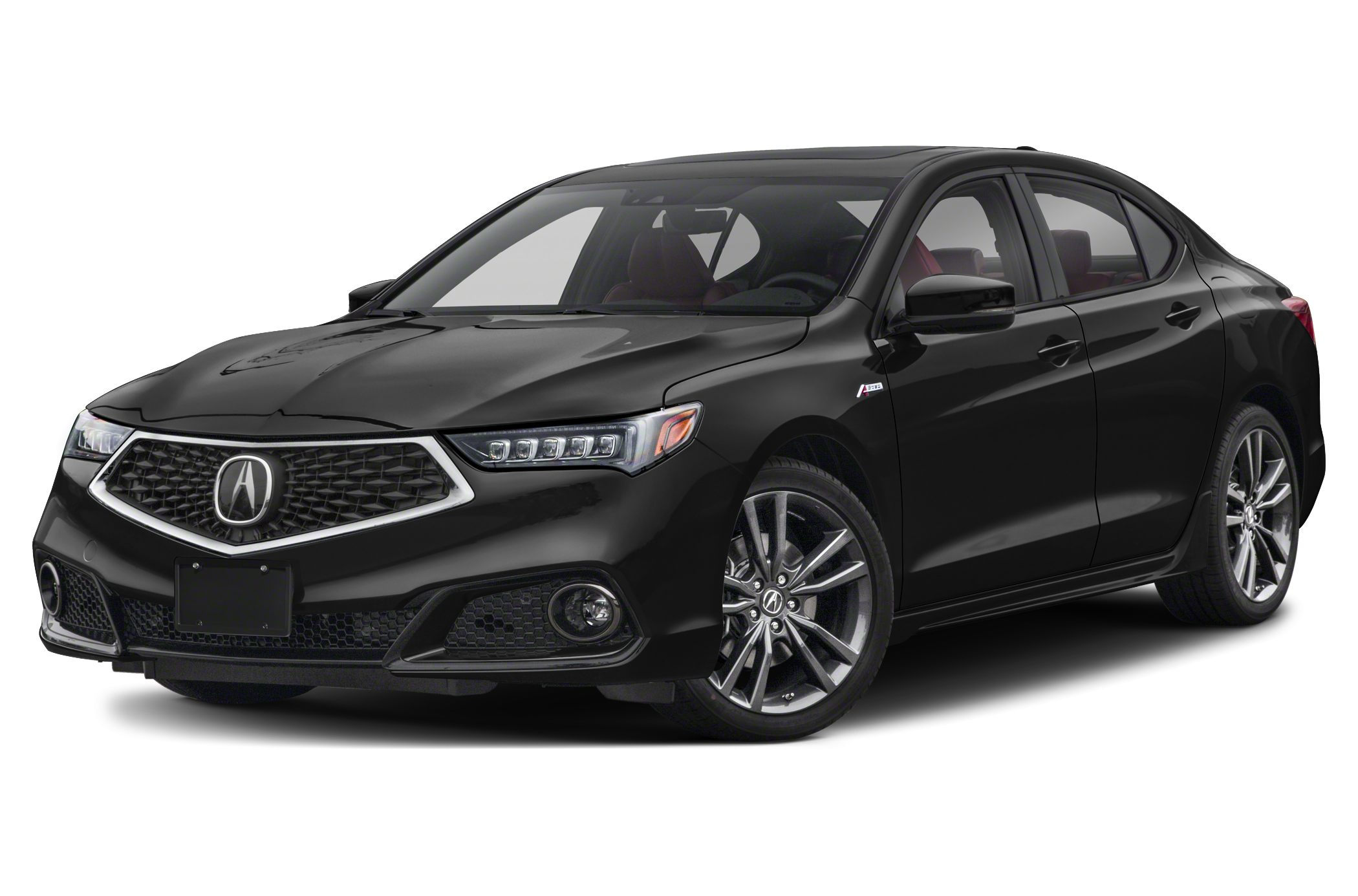 2020 Acura TLX 2.4L A-Spec Pkg w/Red Leather 4dr Front-wheel Drive Sedan