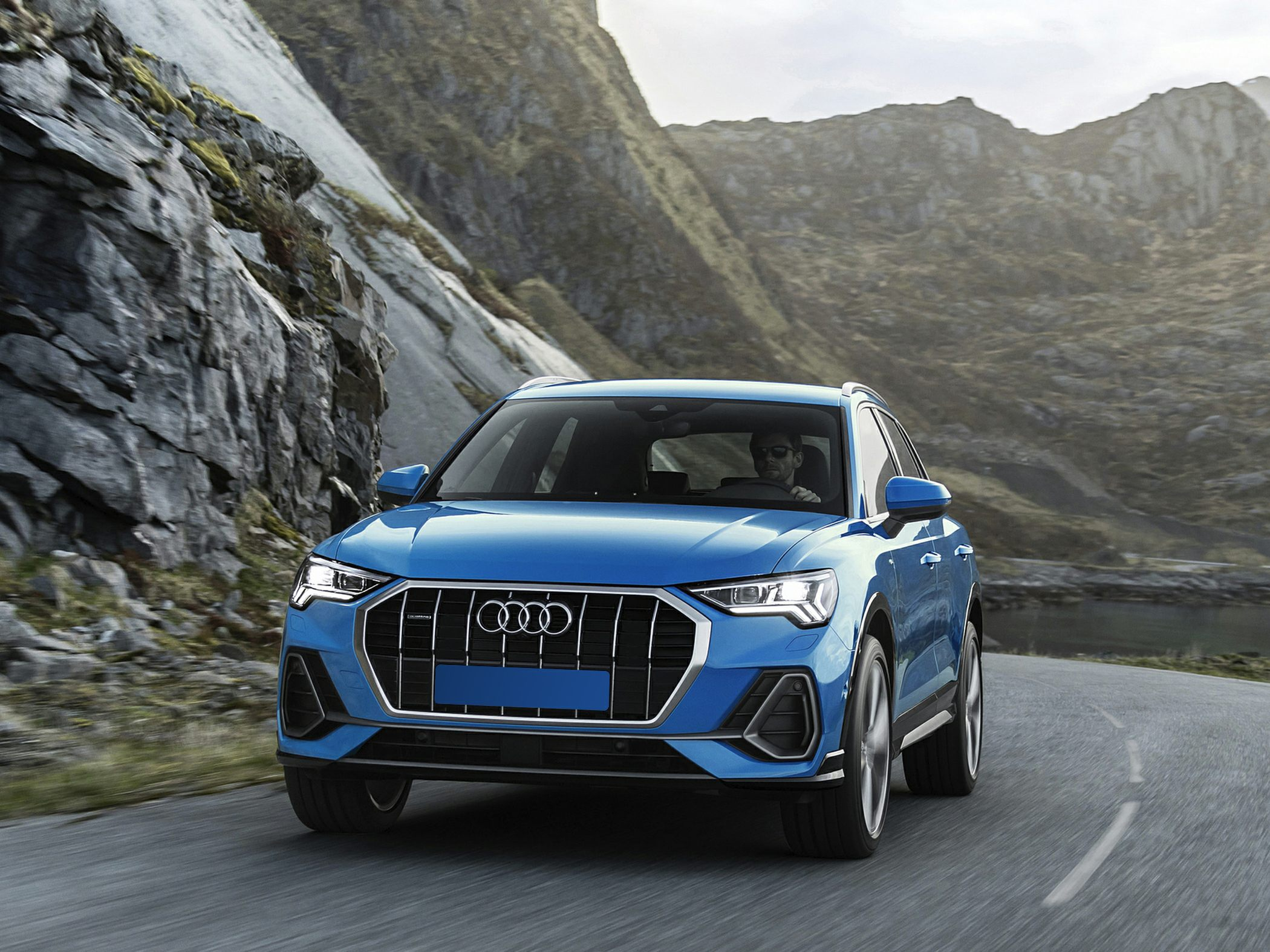 2014 Audi RS Q3 breaks out ahead of Geneva reveal | Autoblog
