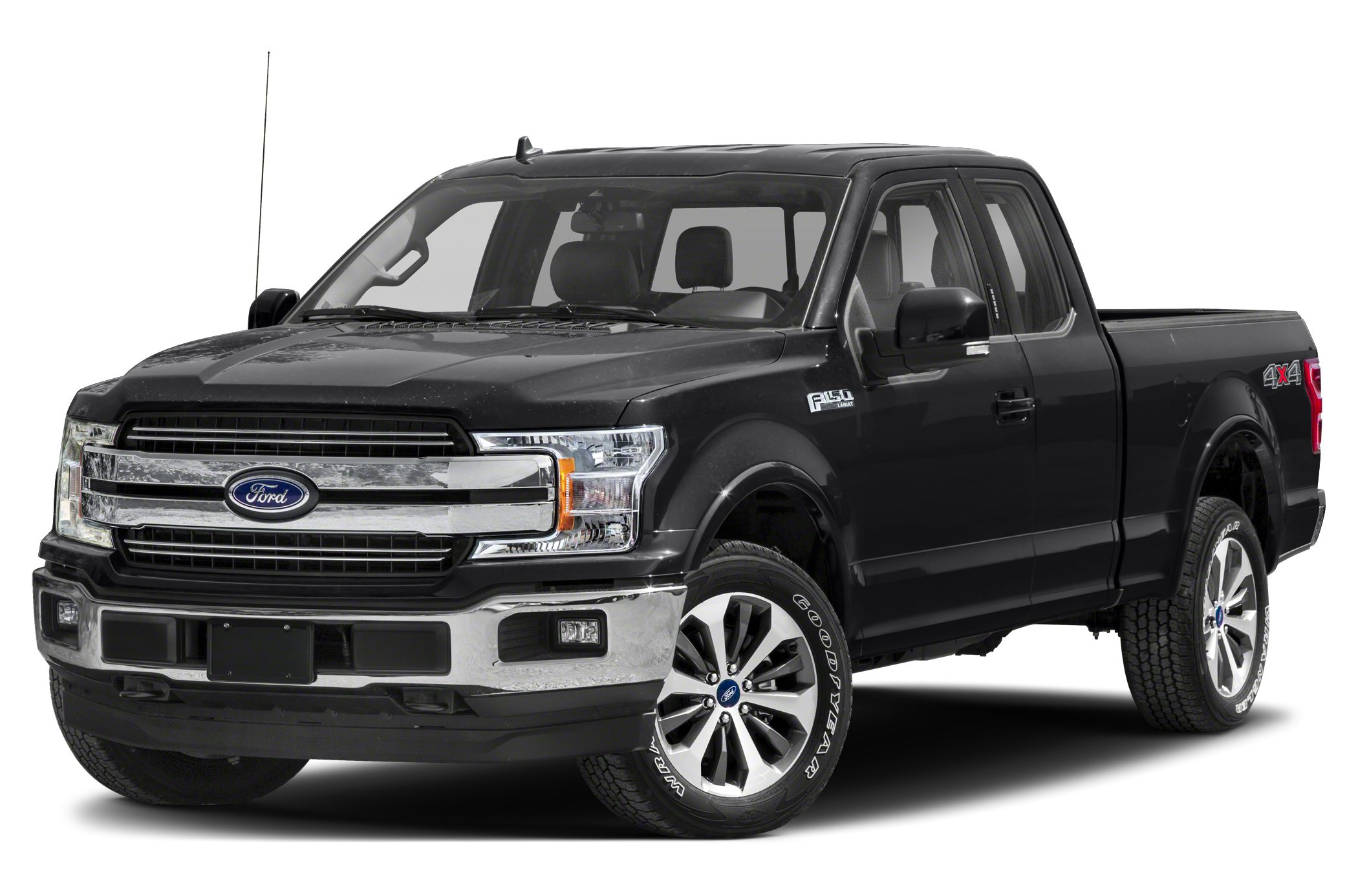 2020 Ford F-150 Lariat 4x4 SuperCab Styleside 6.5 ft. box 145 in. WB