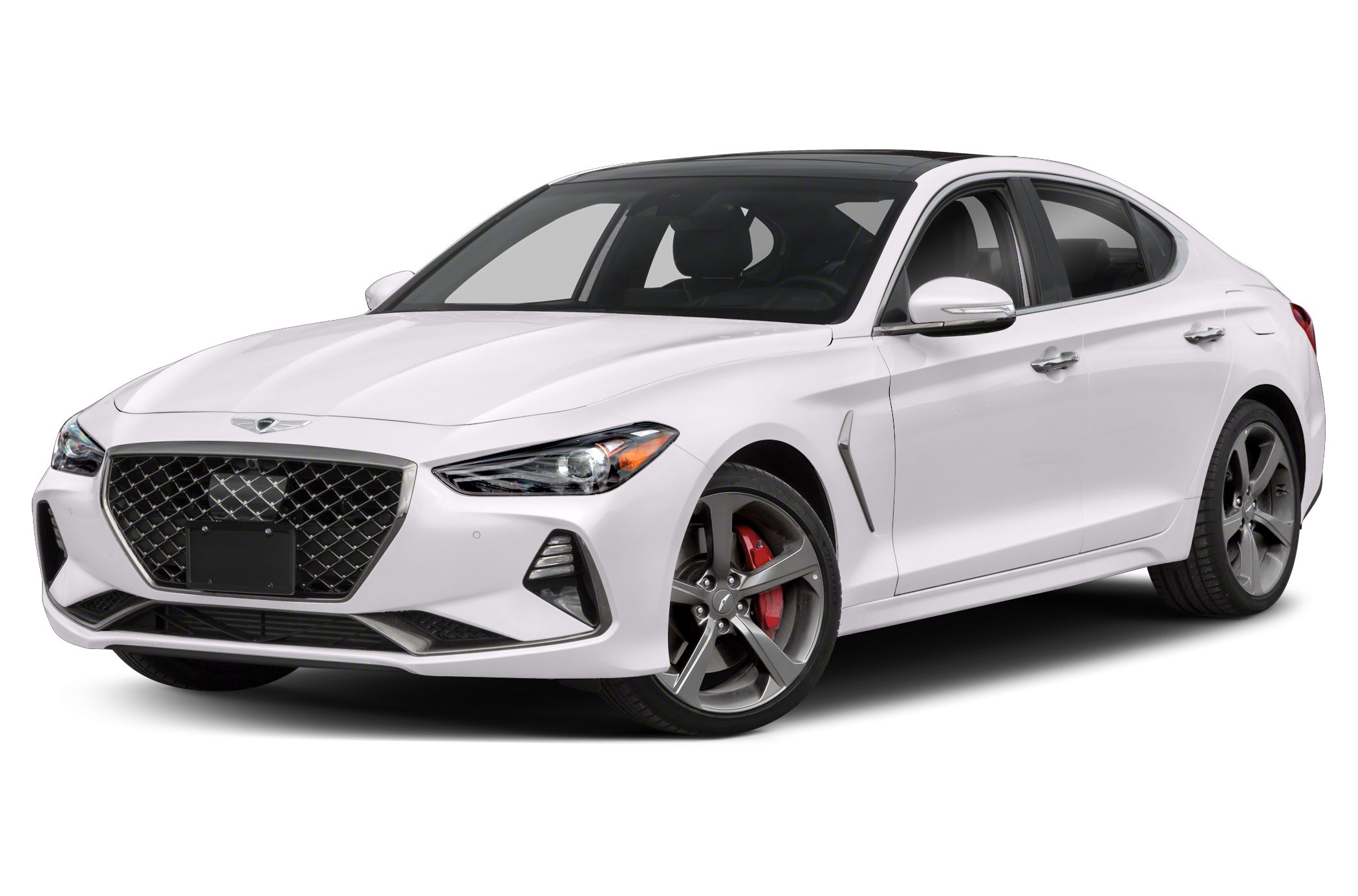 2019 Genesis G70 3 3t Dynamic 4dr All Wheel Drive Pictures
