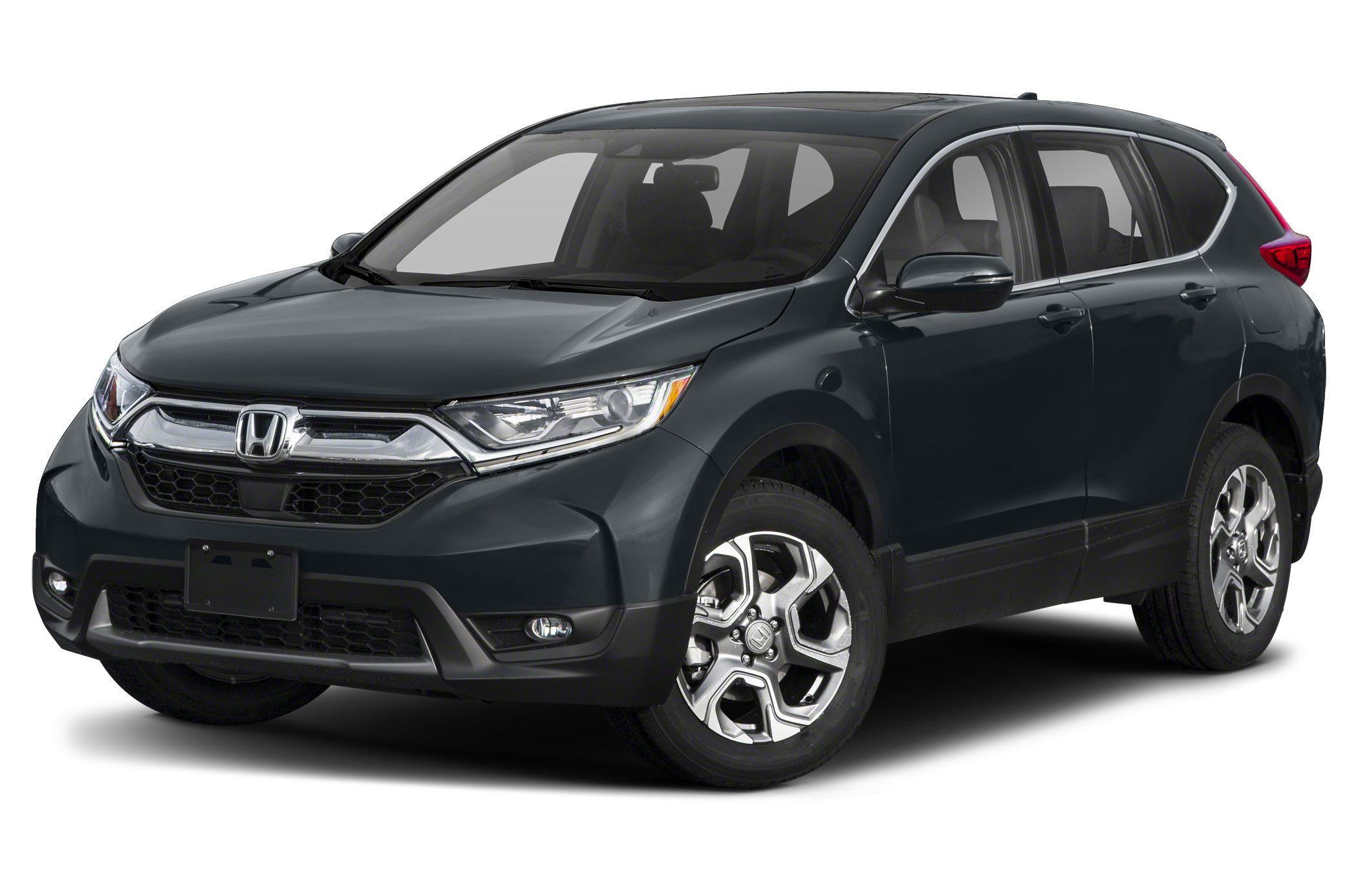 2019 Honda CR-V EX-L 4dr All-wheel Drive
