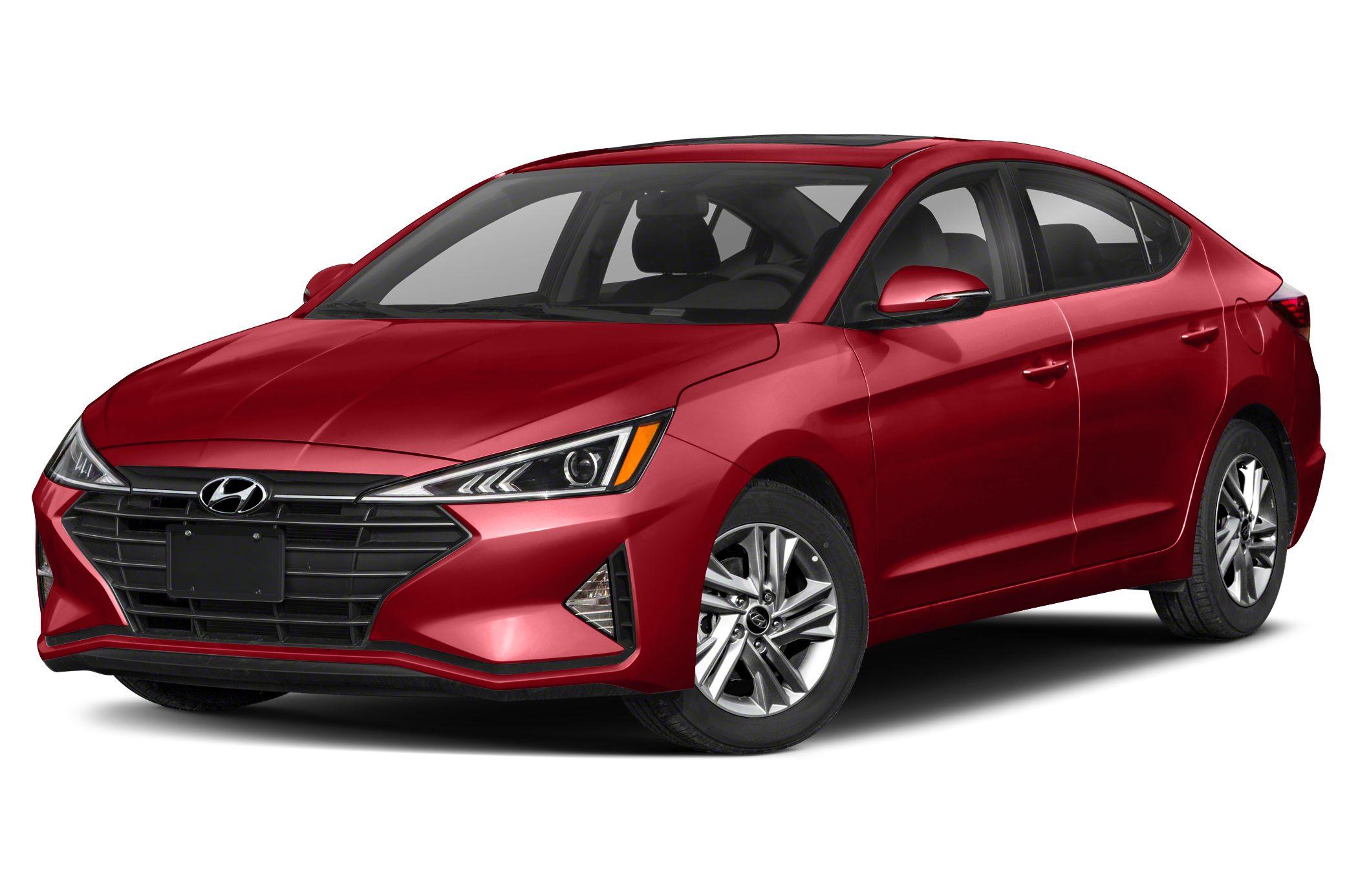 2020 Hyundai Elantra Se 4dr Sedan Pictures