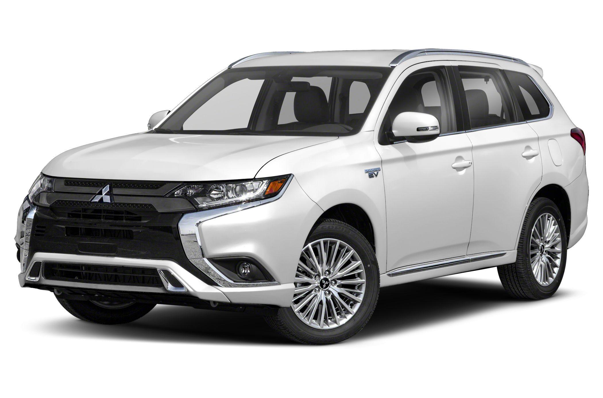 2020 Mitsubishi Outlander Phev Gt