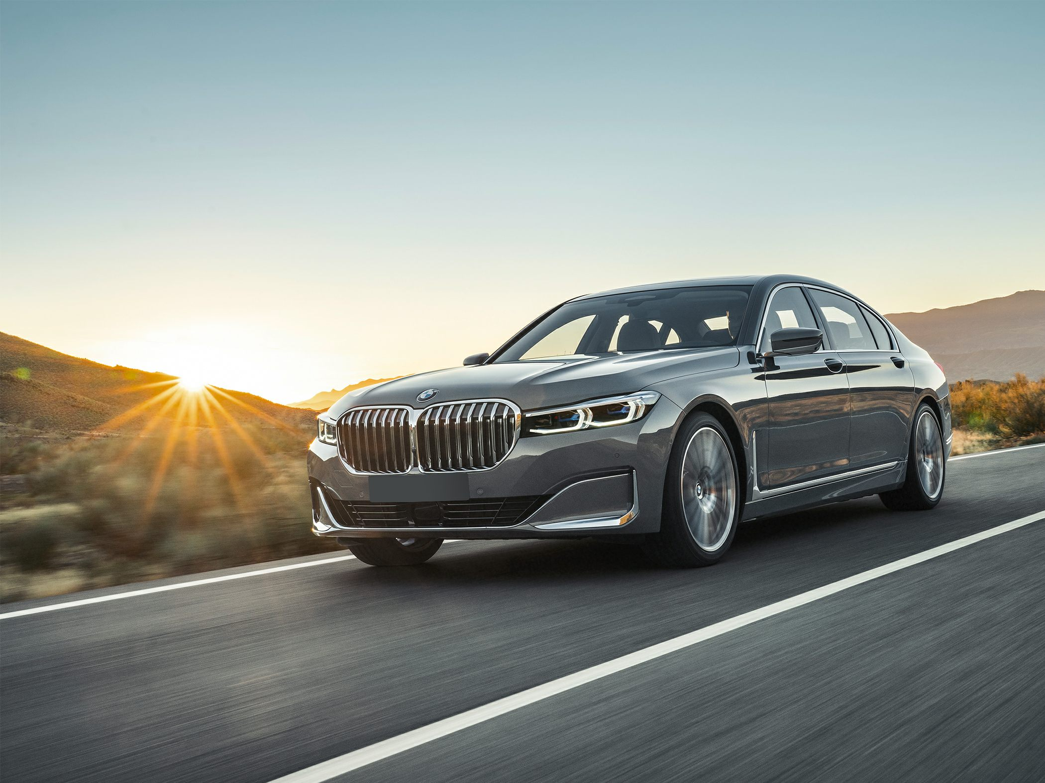 e34c6cca8117 BMW unveils refreshed 2020 7 Series - Autoblog