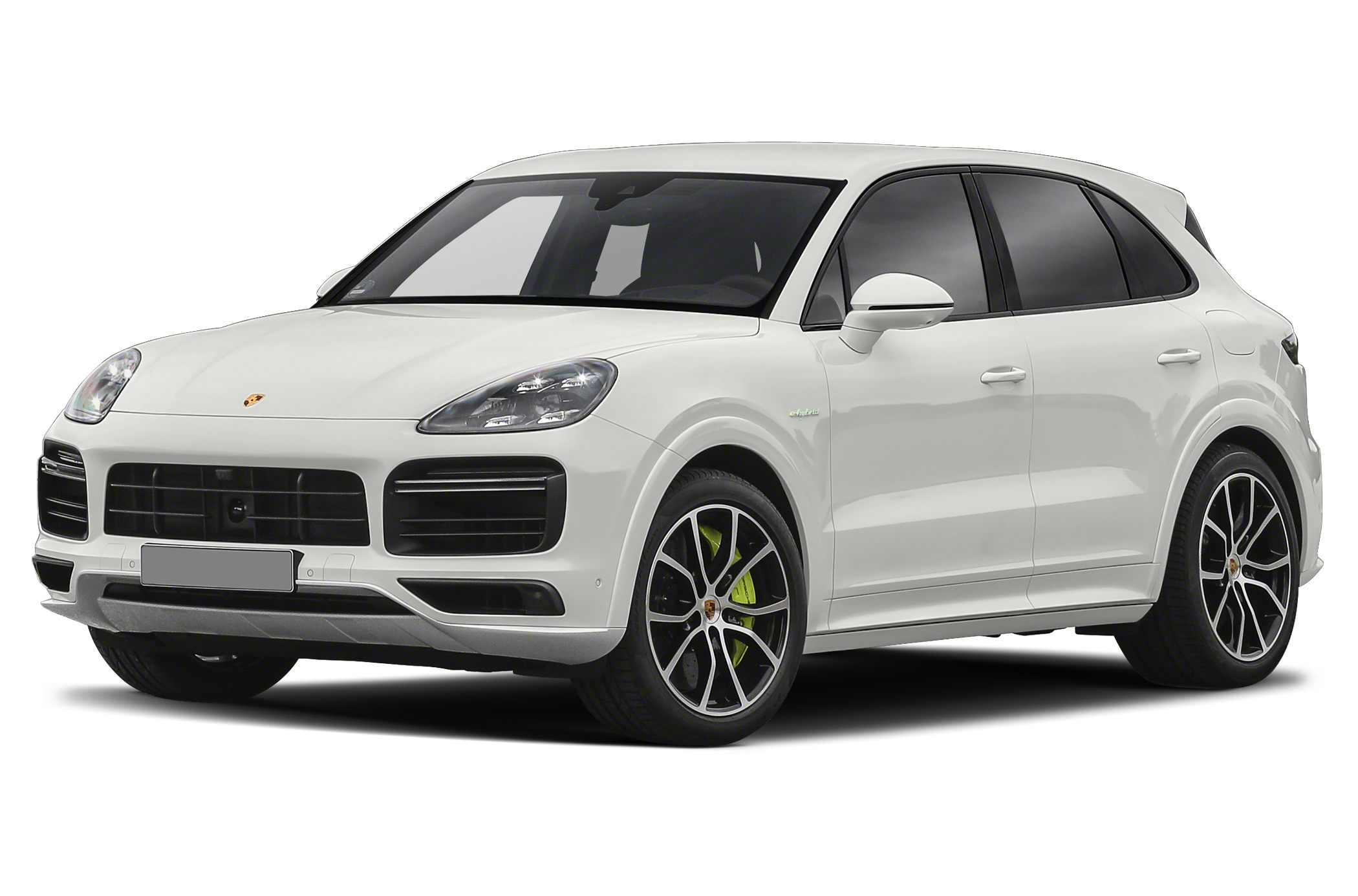 2020 Porsche Cayenne E Hybrid Coupe Turbo S 4dr All Wheel Drive Safety Features